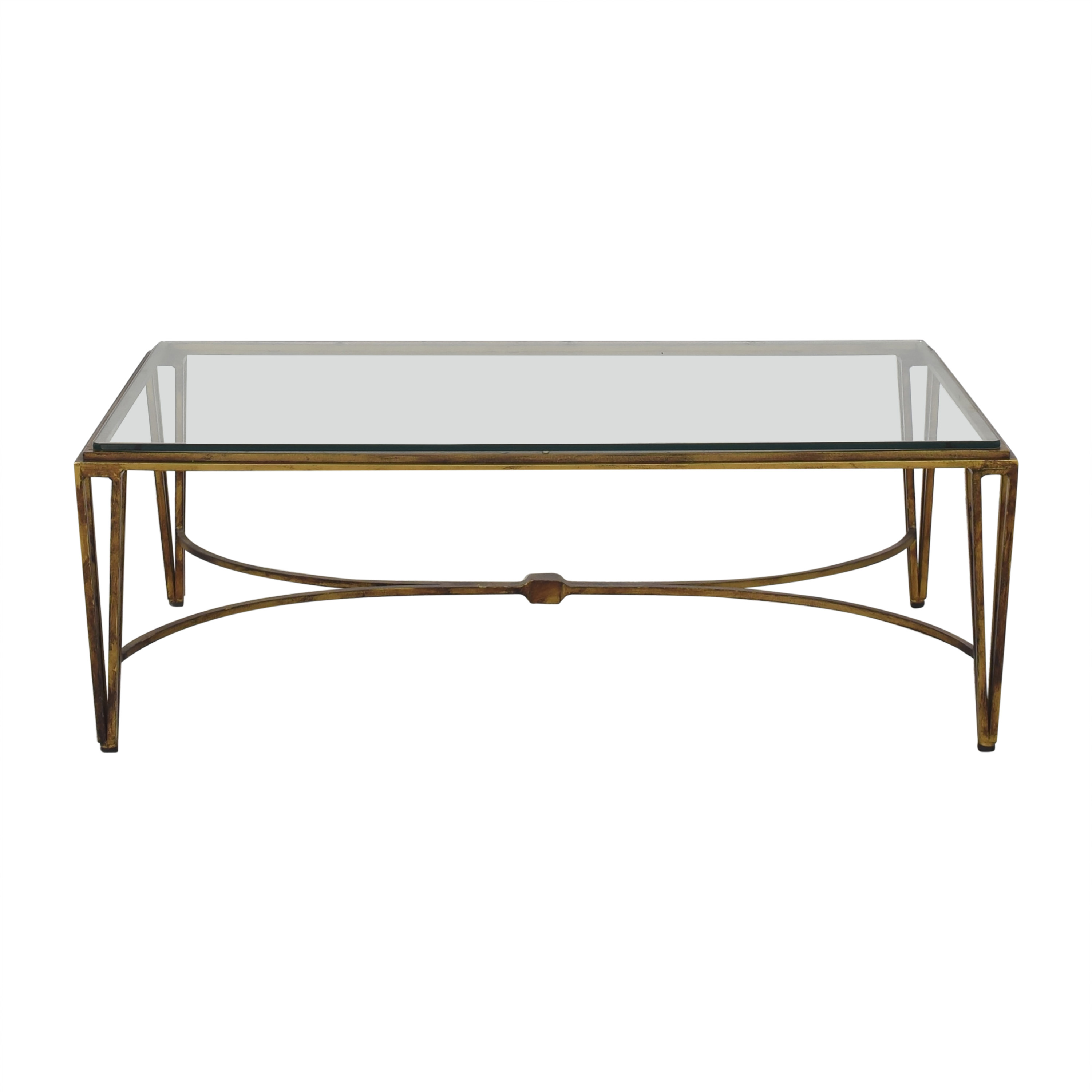 Bloomingdale's Bloomingdale's Rectangular Coffee Table on sale