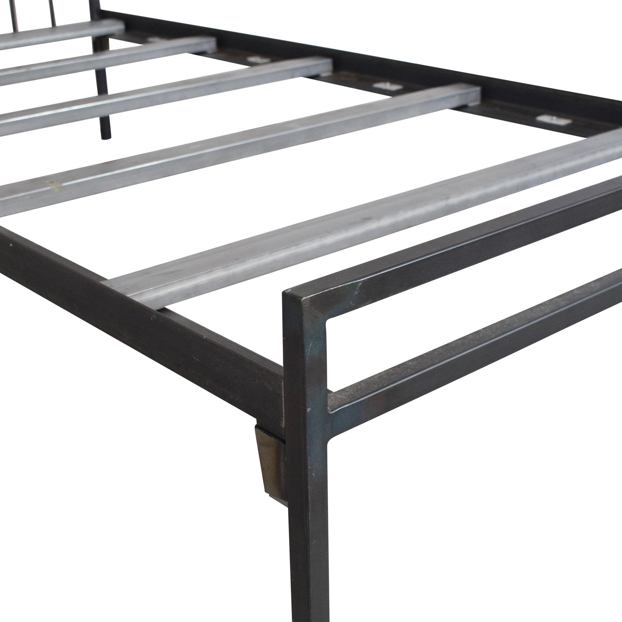 shop Room & Board Twin Bed Frame Room & Board Bed Frames