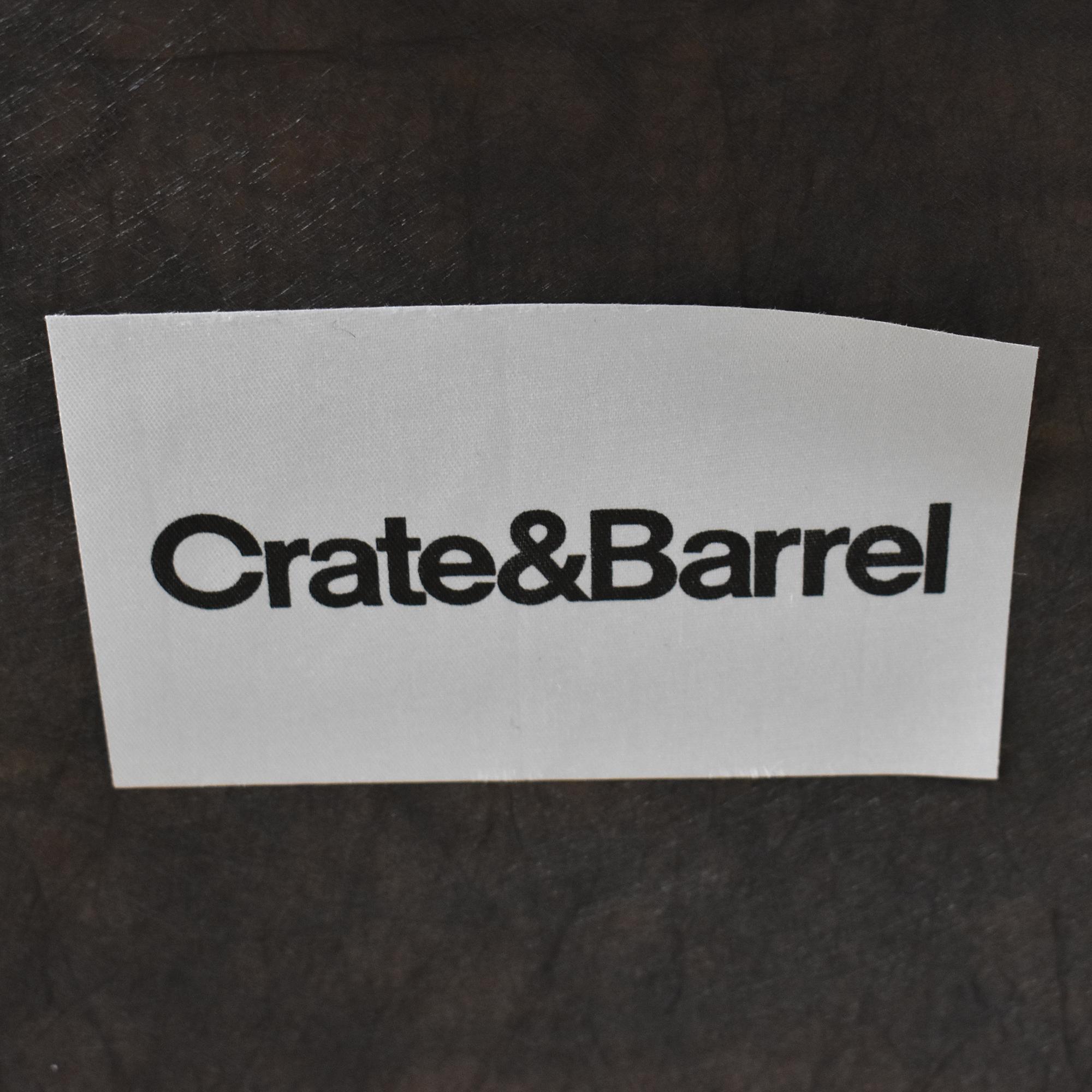 Crate & Barrel Crate & Barrel Margot Chair discount
