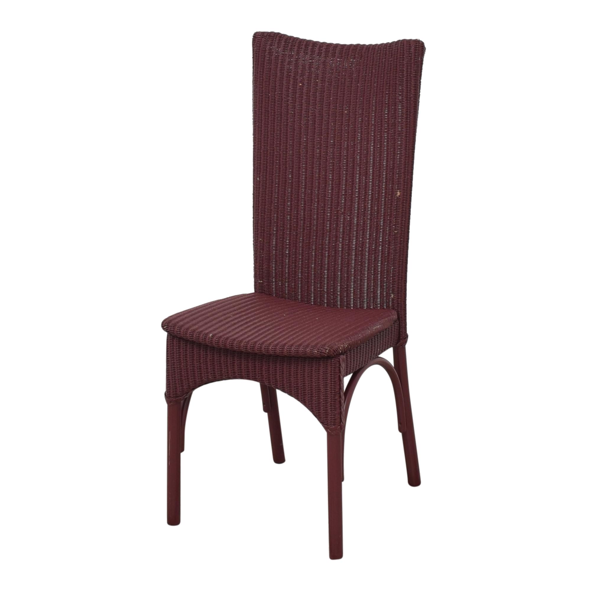 Loom USA Loom High Back Dining Chairs price