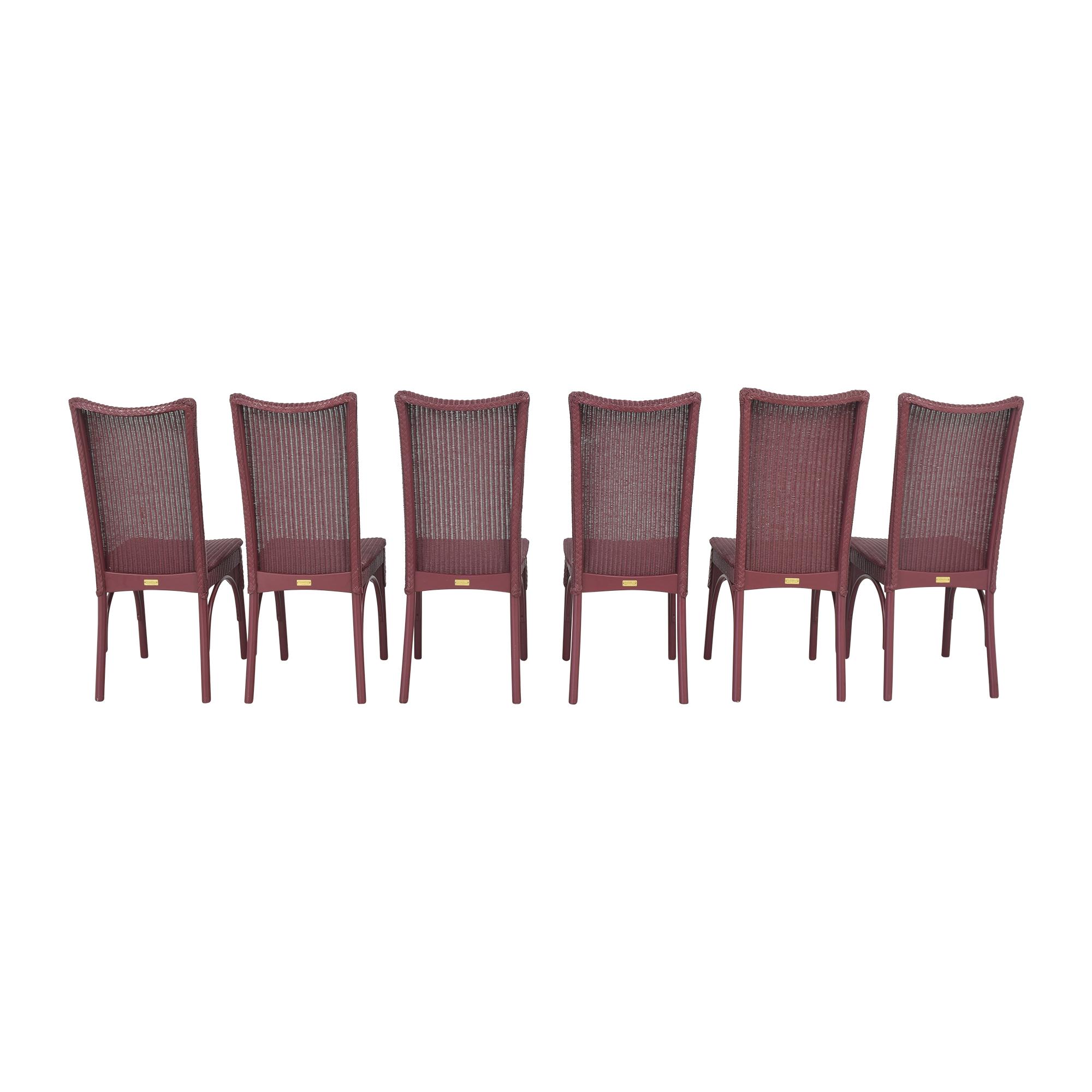 Loom USA Loom High Back Dining Chairs Dining Chairs