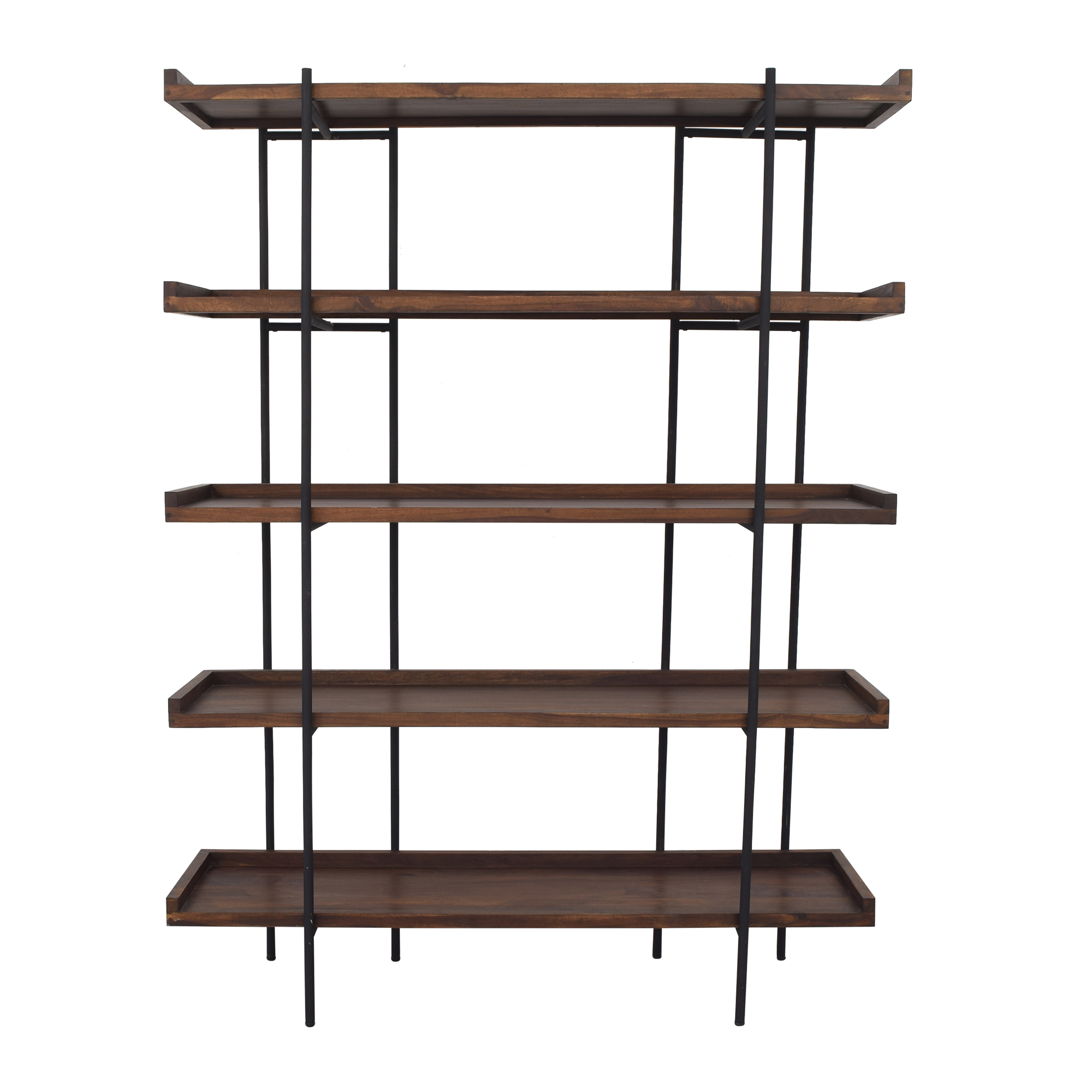 Crate & Barrel Crate & Barrel Beckett Five High Shelf ct
