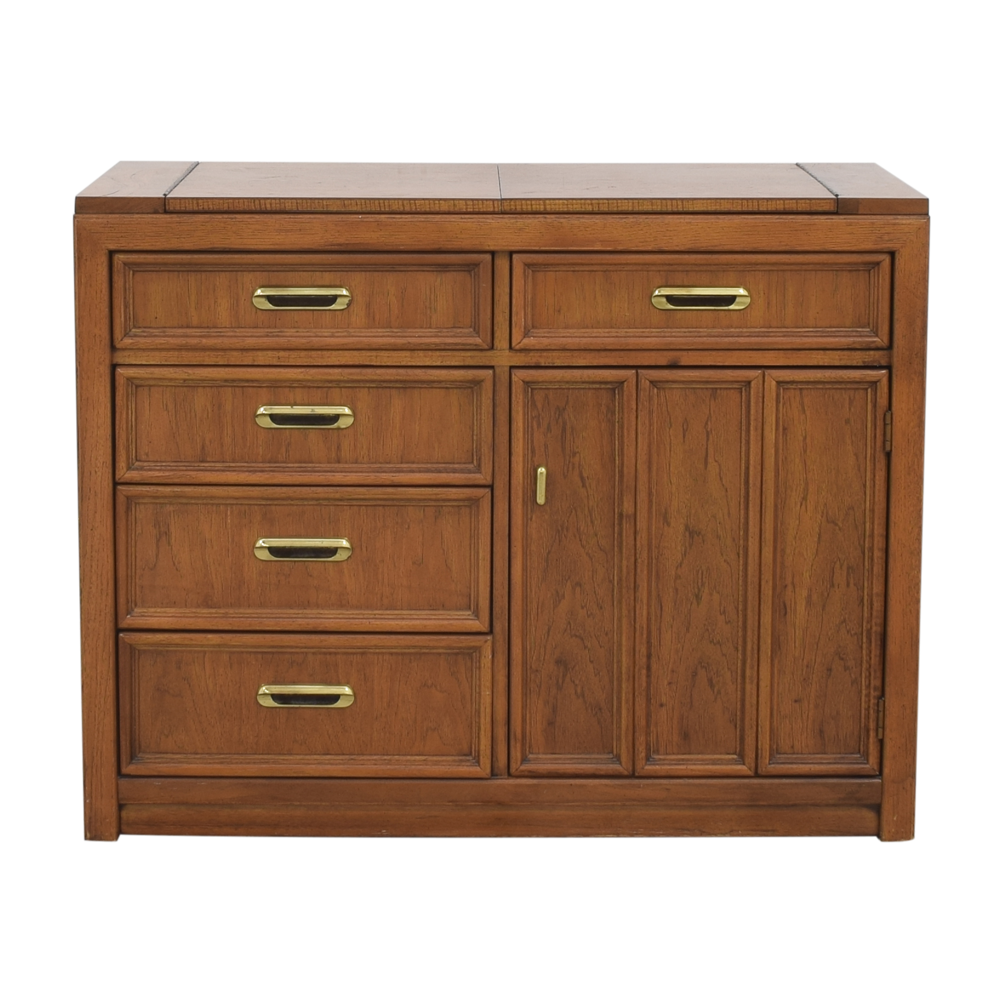 Thomasville Thomasville Flip-Top Server Buffet Cabinets & Sideboards
