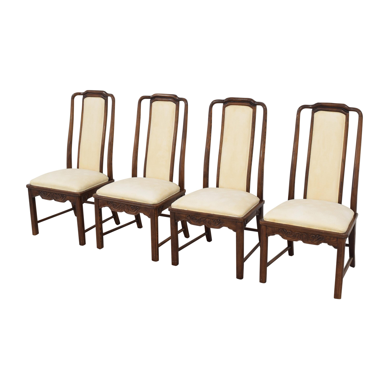 shop Unique Furniture Makers High Back Dining Chairs Unique Furniture Makers Chairs