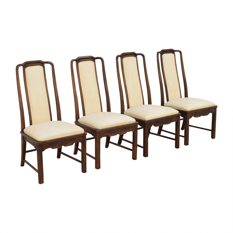 shop Unique Furniture Makers High Back Dining Chairs Unique Furniture Makers
