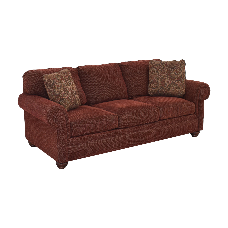 buy Broyhill Three Cushion Sofa Broyhill Furniture Classic Sofas