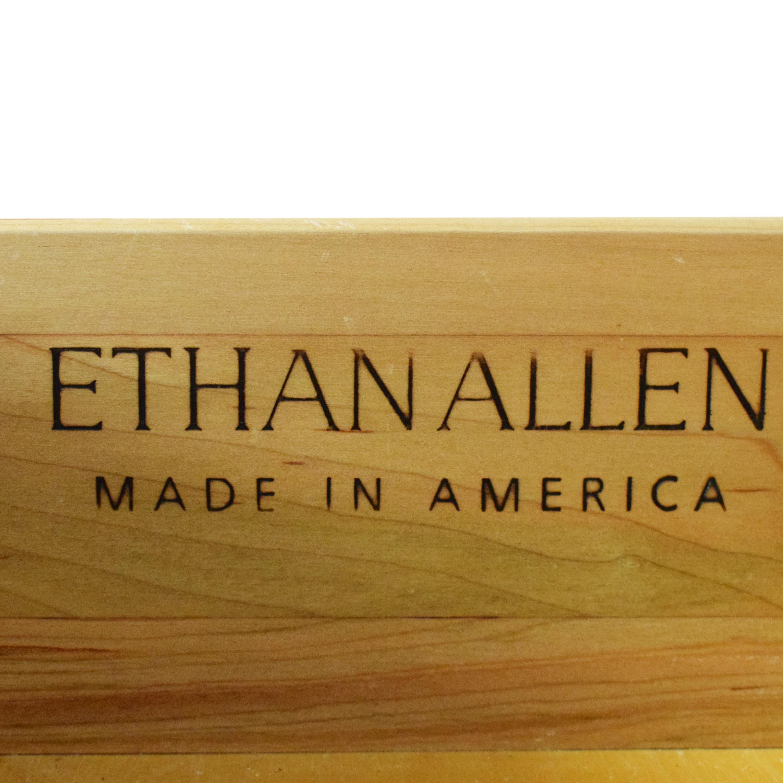 Ethan Allen Ethan Allen Three Drawer Nightstand Tables