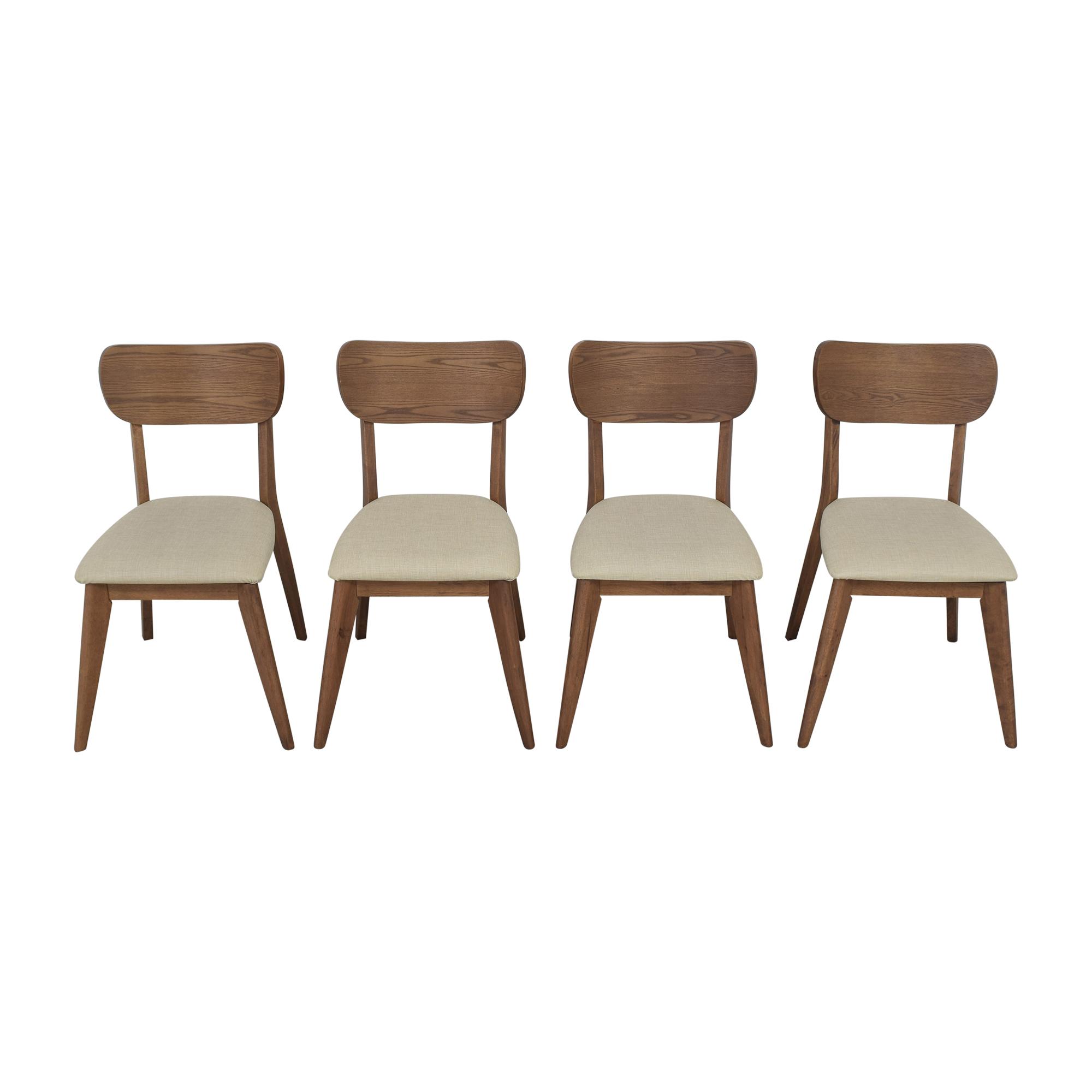 AllModern AllModern Mid-Century Modern Style Dining Chairs Chairs
