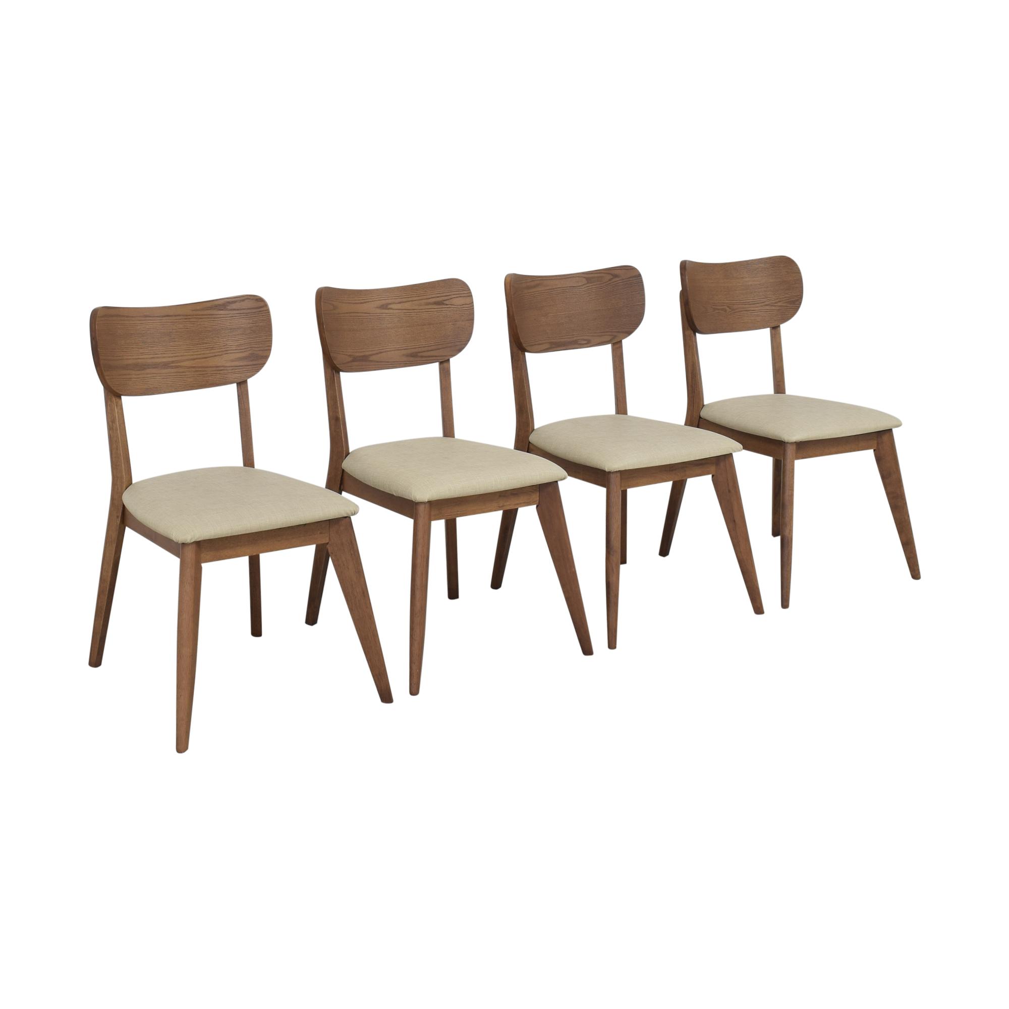 AllModern AllModern Mid-Century Modern Style Dining Chairs on sale