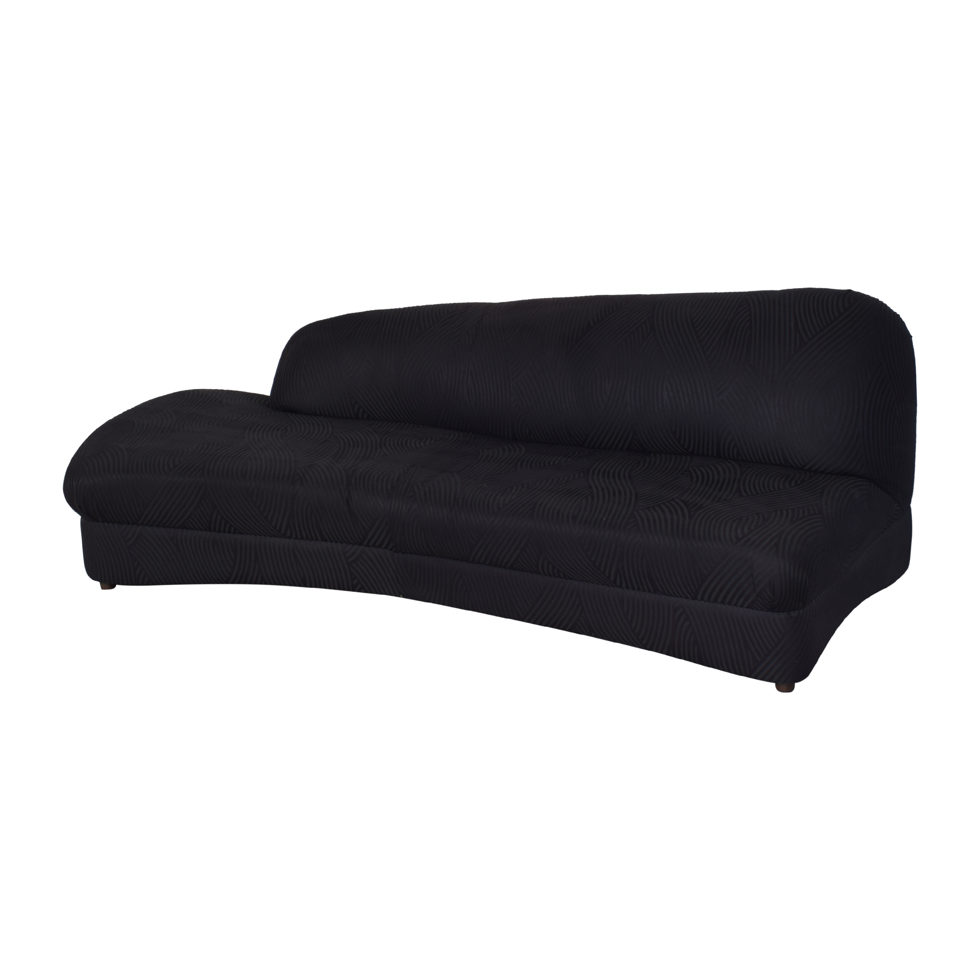 Carter Furniture Carter Remsen Curved Sofa second hand