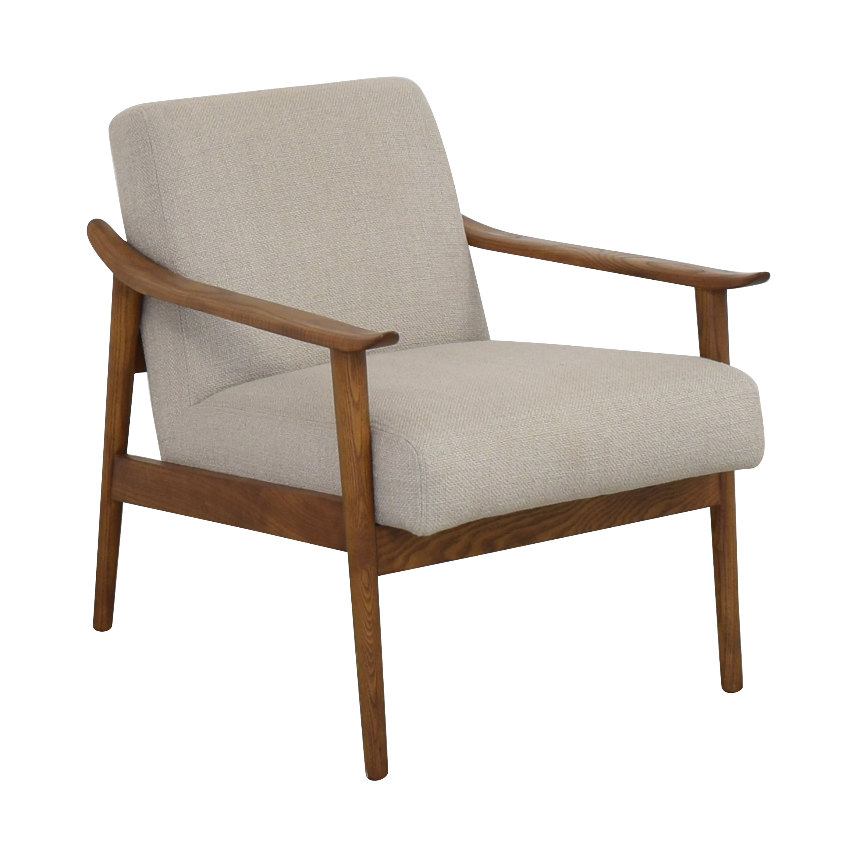 West Elm West Elm Mid-Century Show Wood Chair on sale