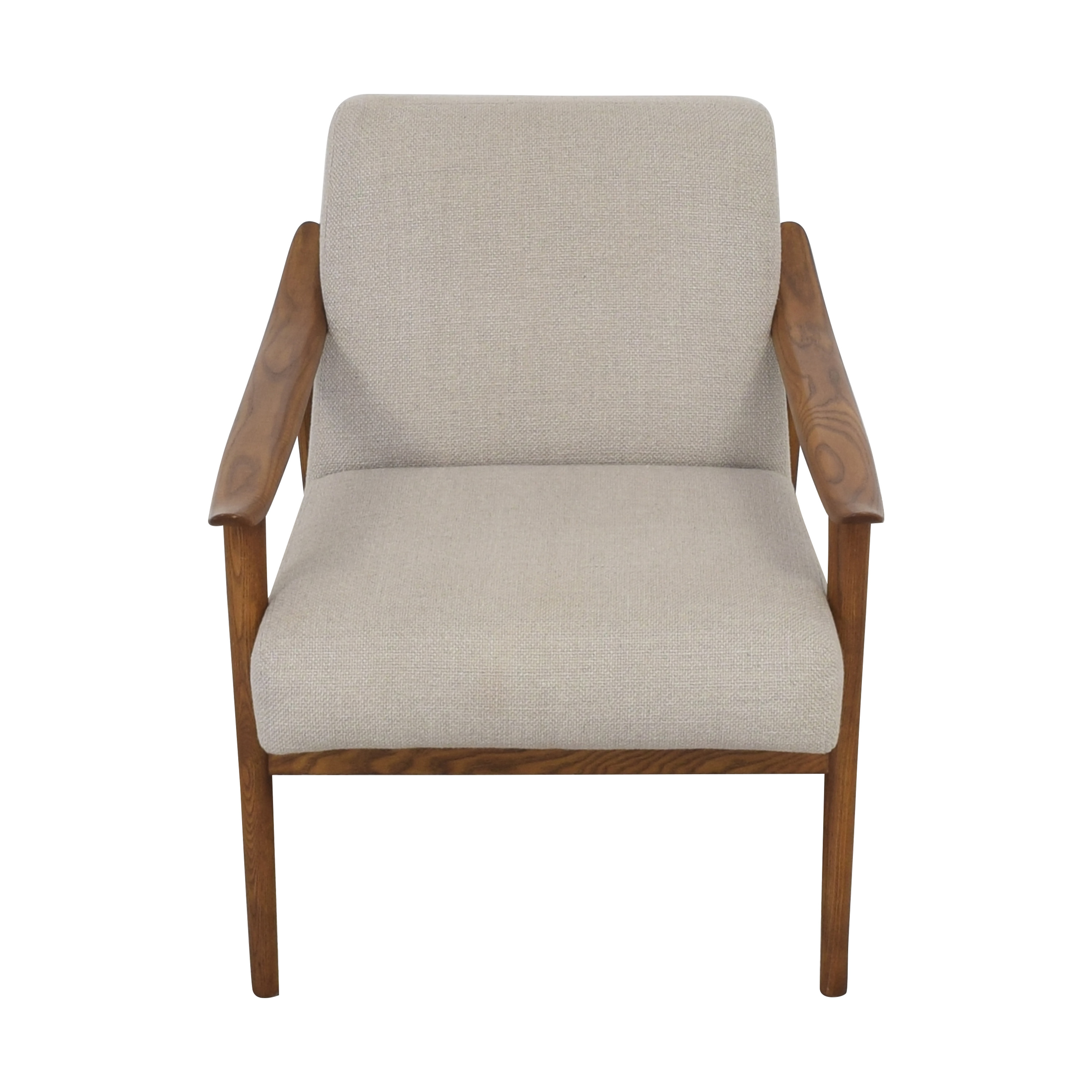 West Elm West Elm Mid-Century Show Wood Chair nyc