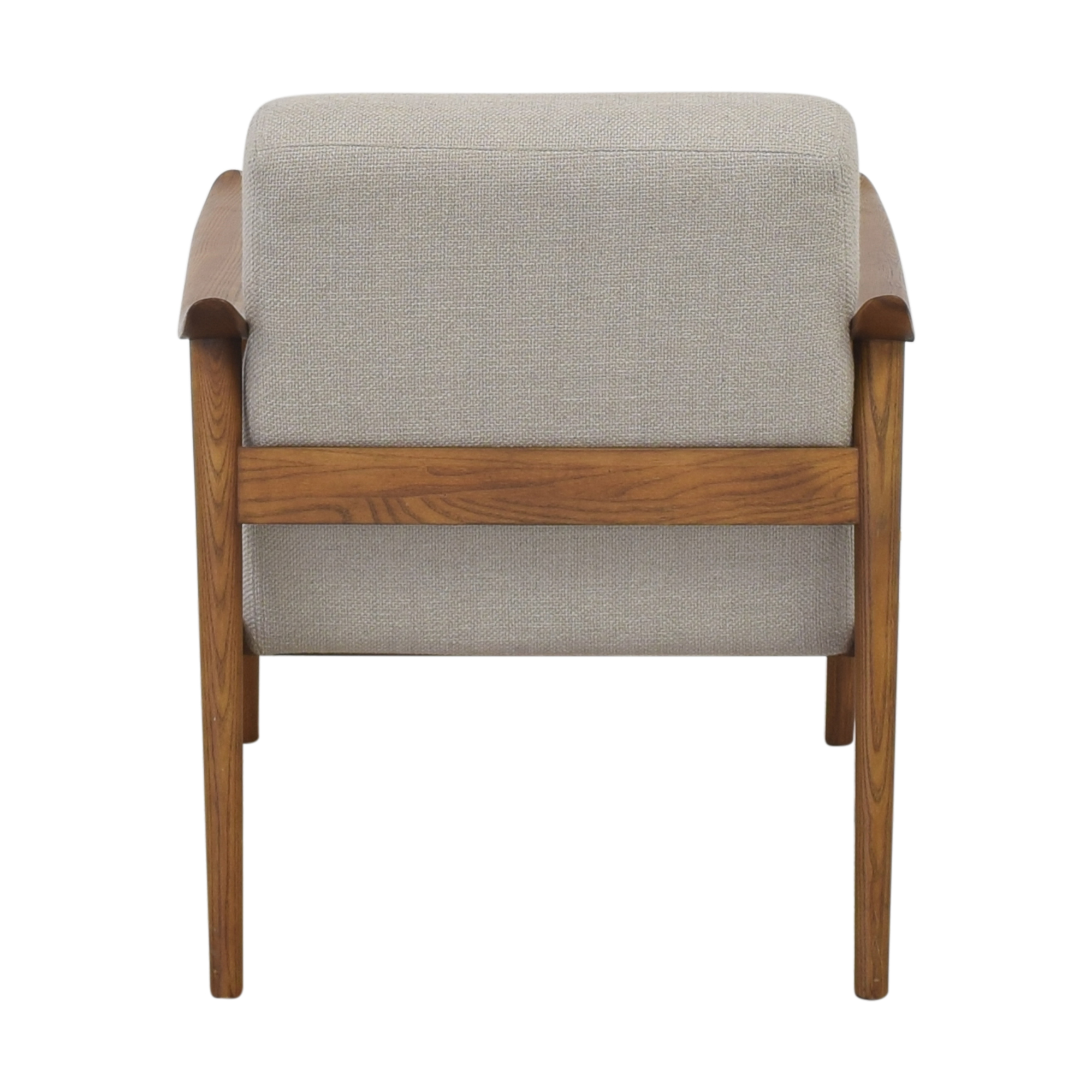 West Elm West Elm Mid-Century Show Wood Chair Accent Chairs