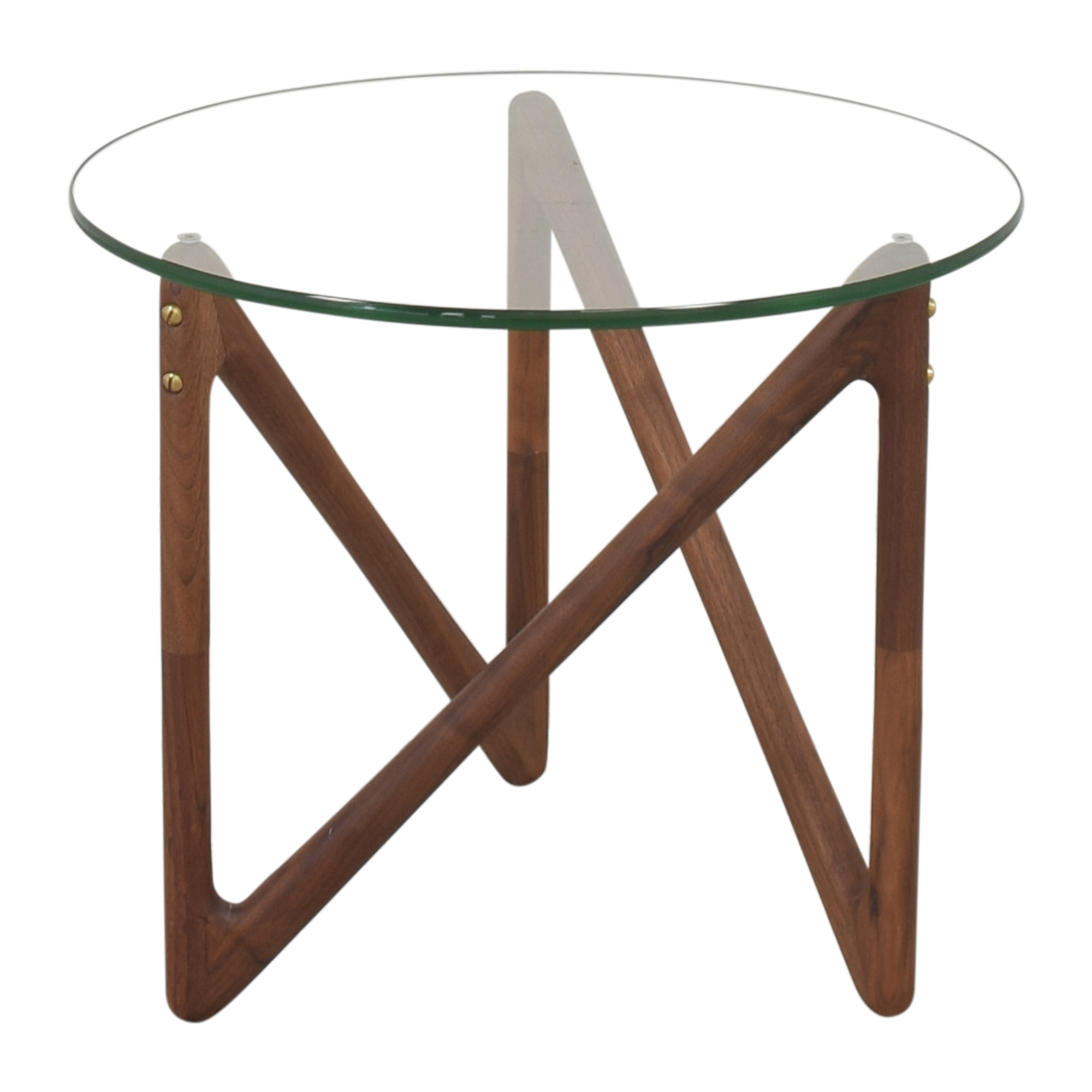 From the Source From the Source Modern Style Side Table End Tables