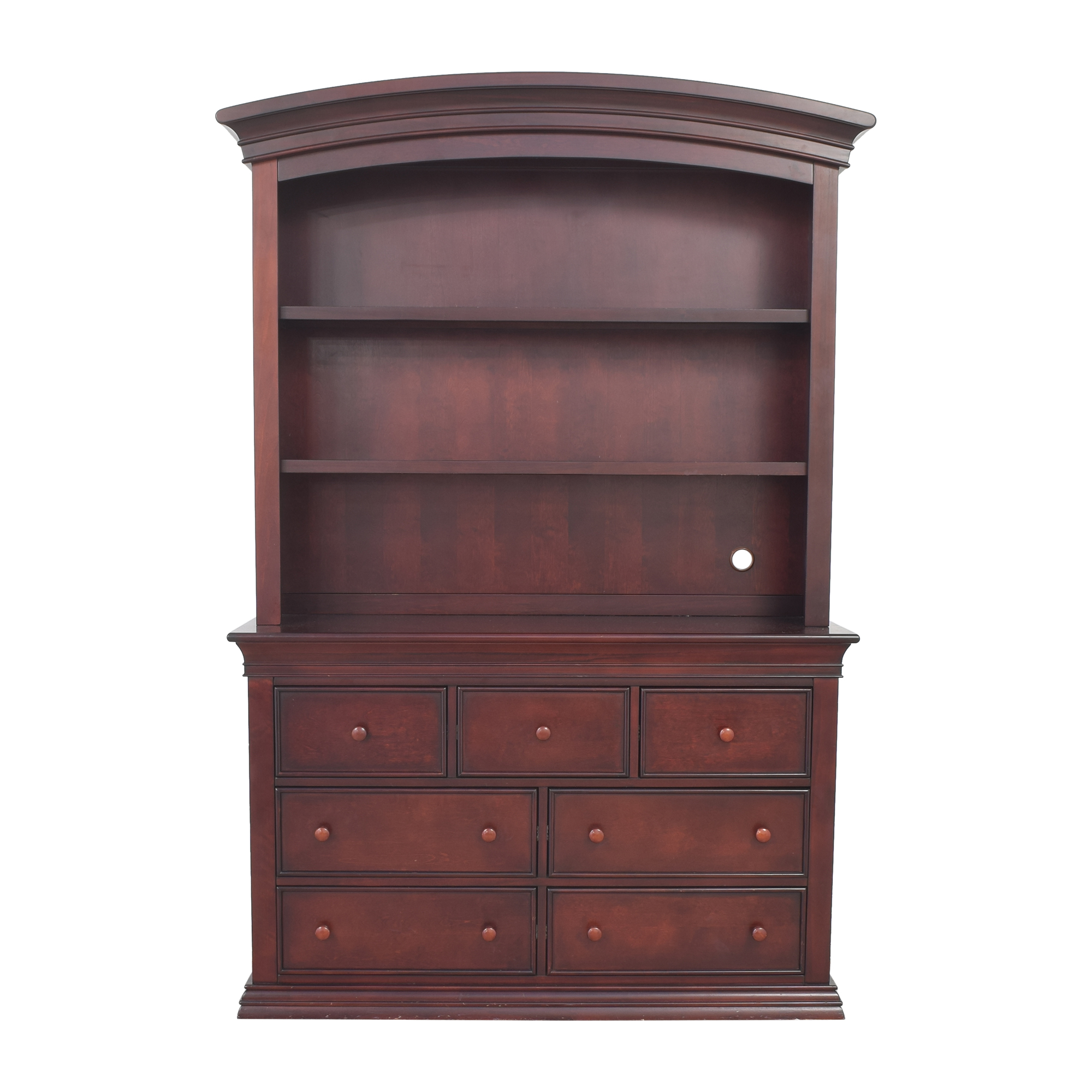 Sorrelle Hutch and Dresser on sale
