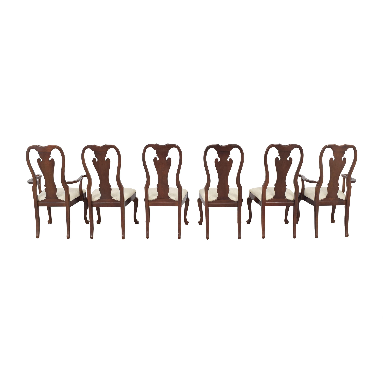 Thomasville Thomasville Queen Anne Dining Chairs price