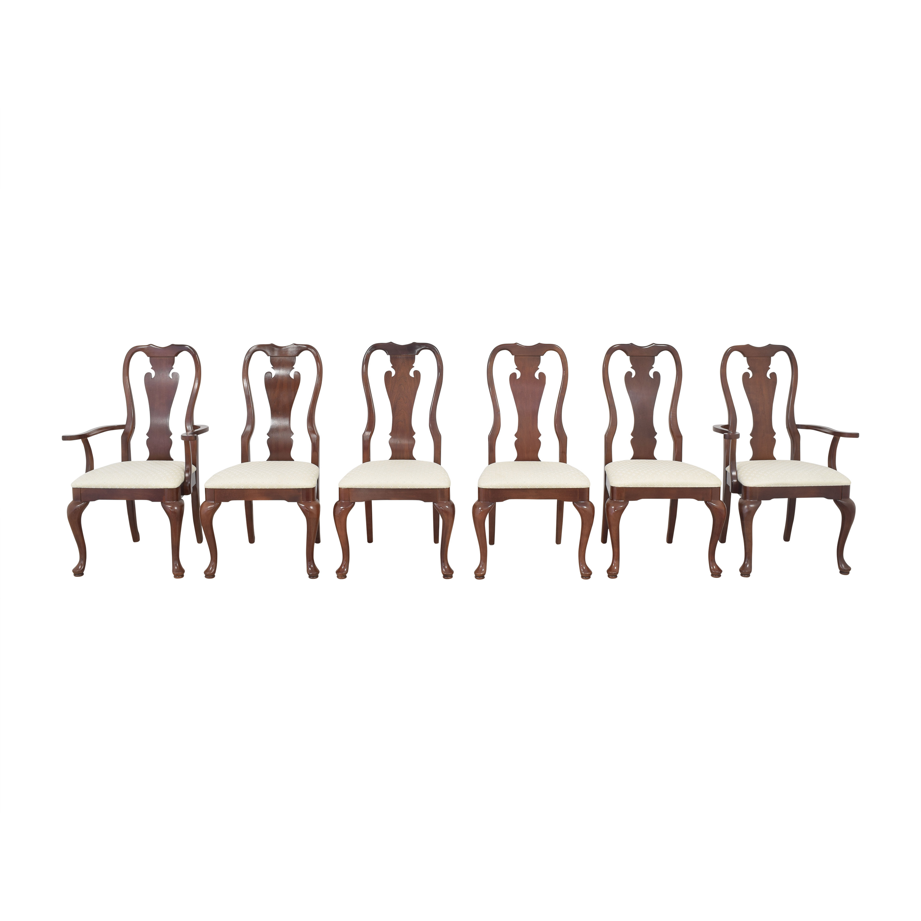 Thomasville Thomasville Queen Anne Dining Chairs nj