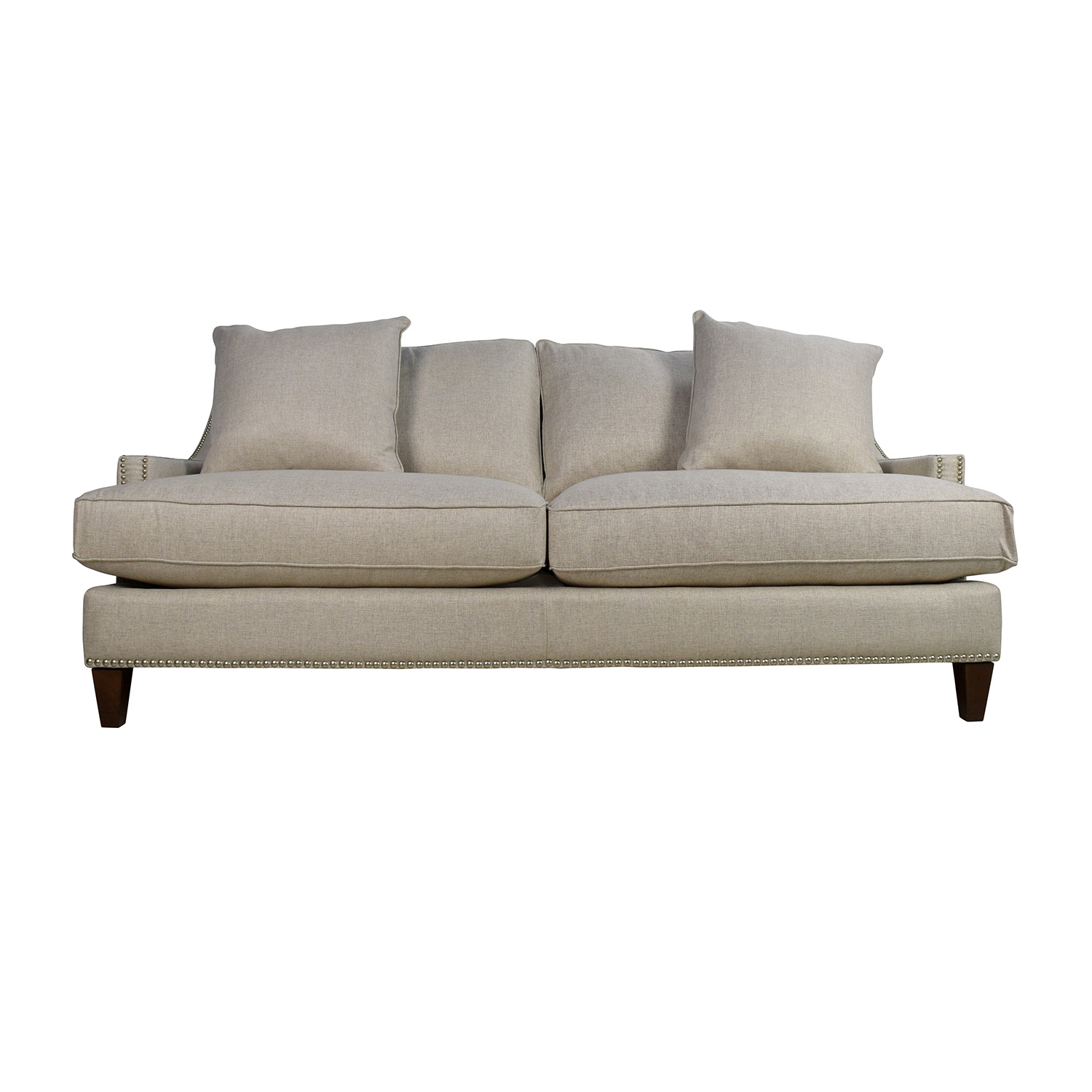 Jennifer Convertibles Jennifer Convertibles Duchess Beige Sofa nj