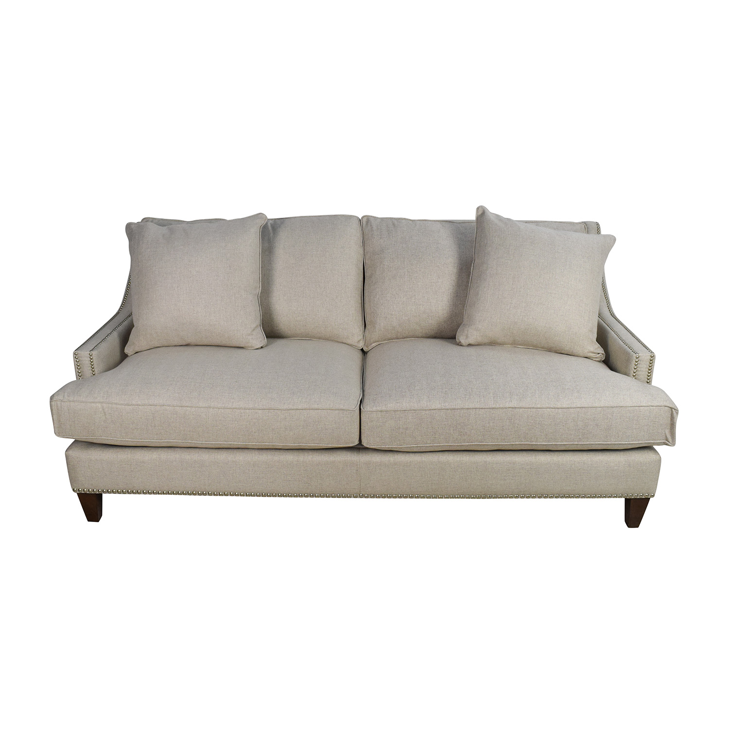 buy Jennifer Convertibles Duchess Beige Sofa Jennifer Convertibles Sofas