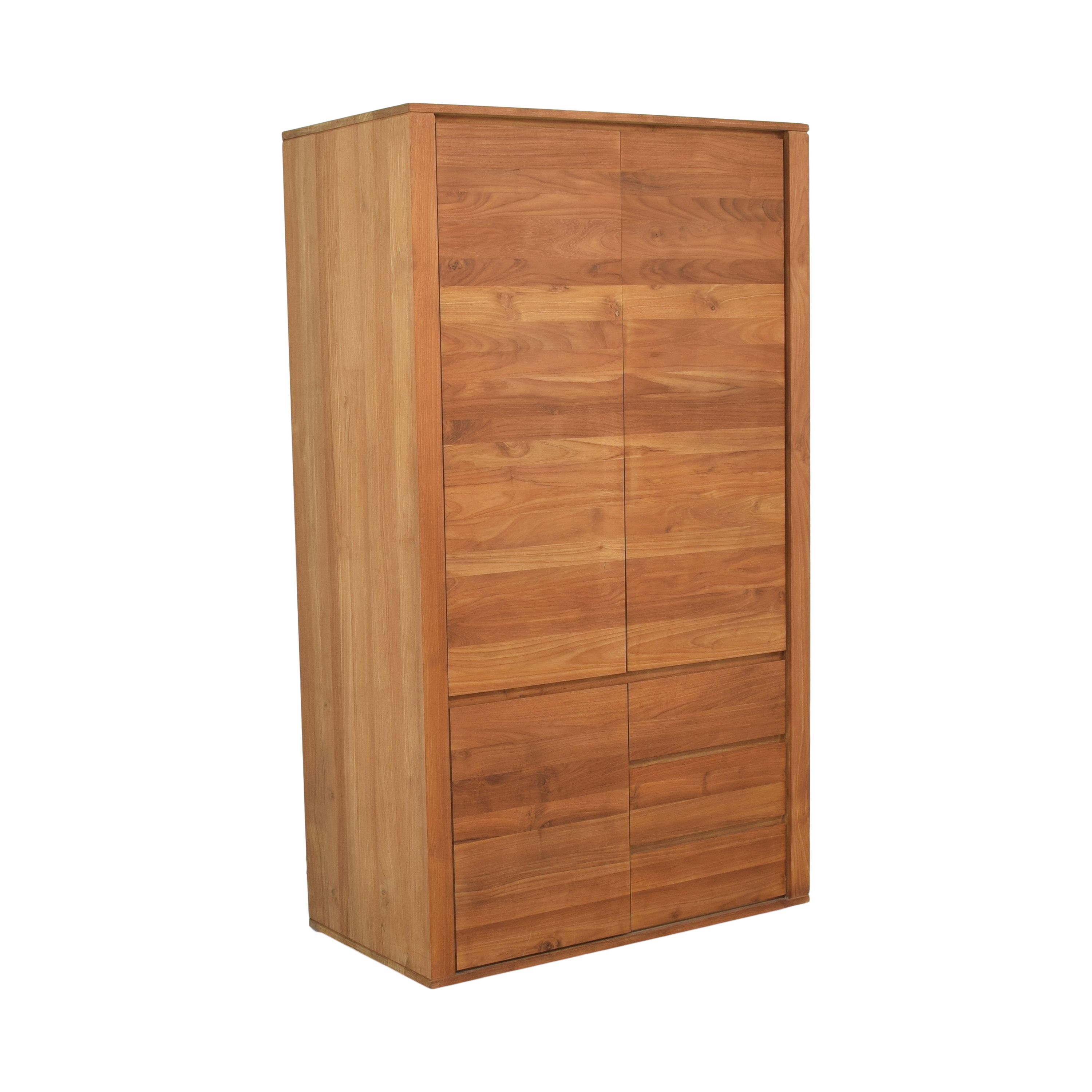 Crate & Barrel Crate & Barrel Margate Armoire for sale