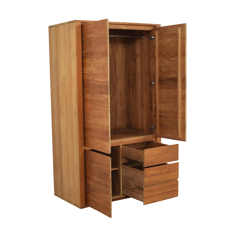 Crate & Barrel Crate & Barrel Margate Armoire ma