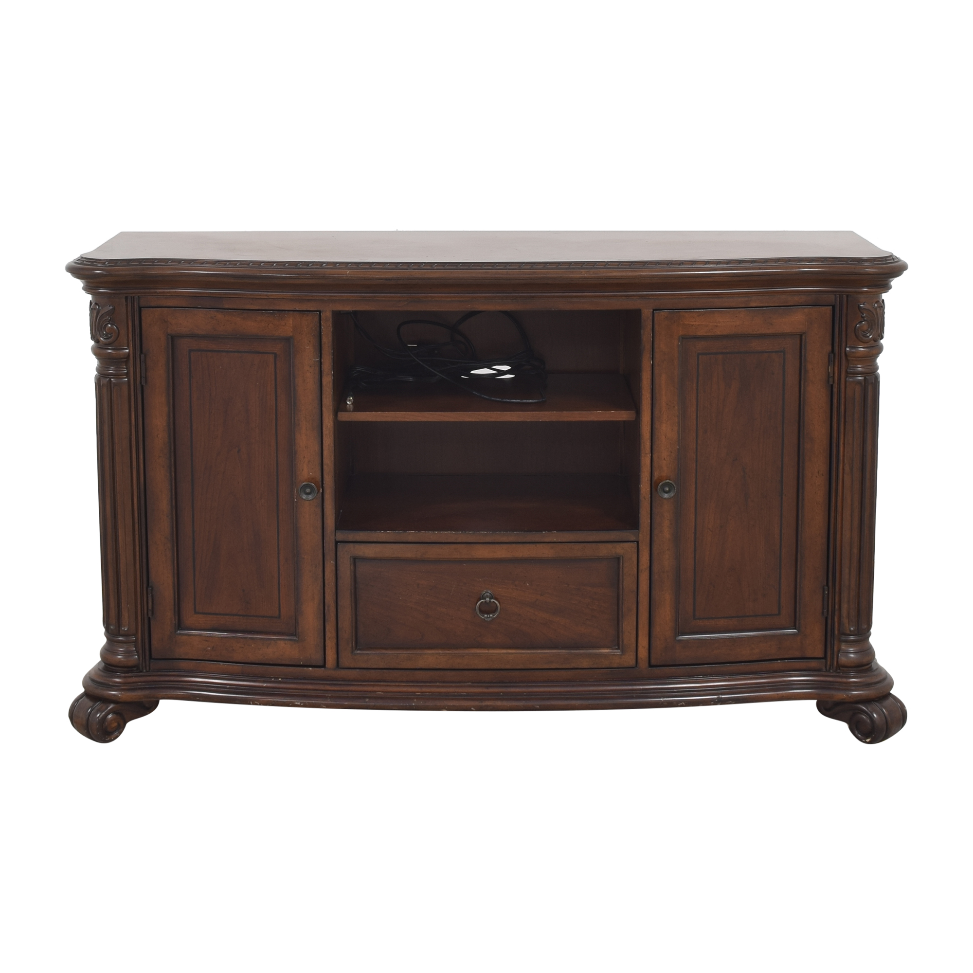 Raymour & Flanigan Raymour & Flanigan Media Console coupon