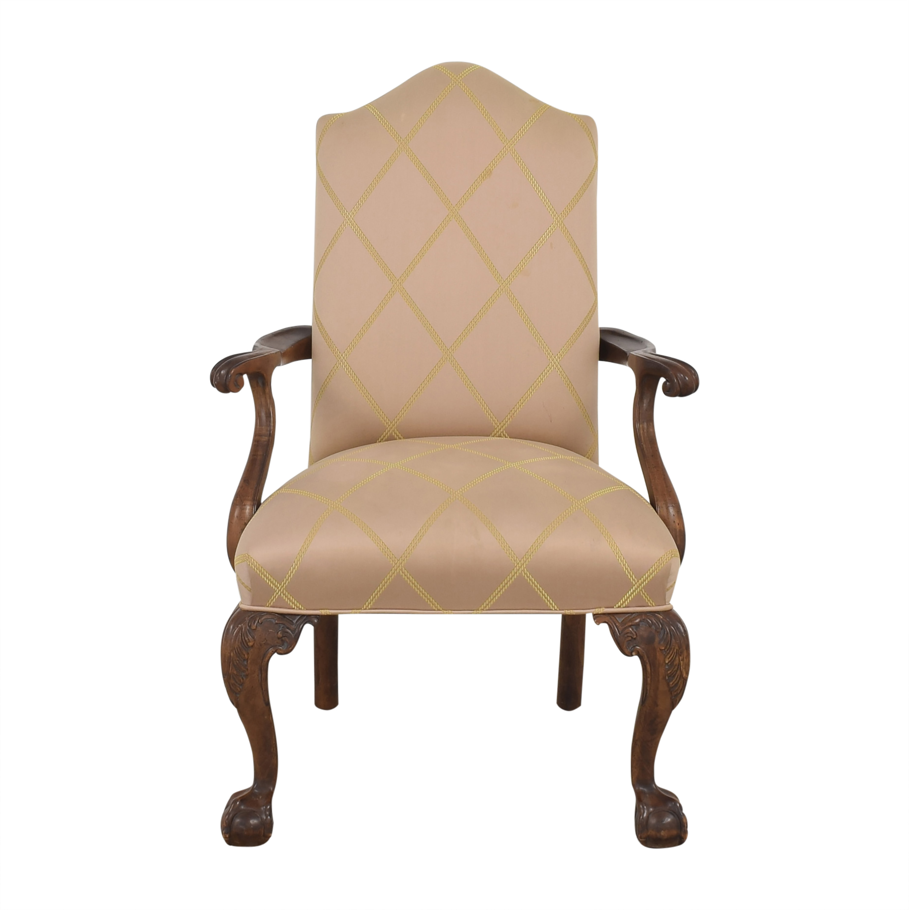 Century Furniture Century Furniture Ball and Clawfoot Chair nj