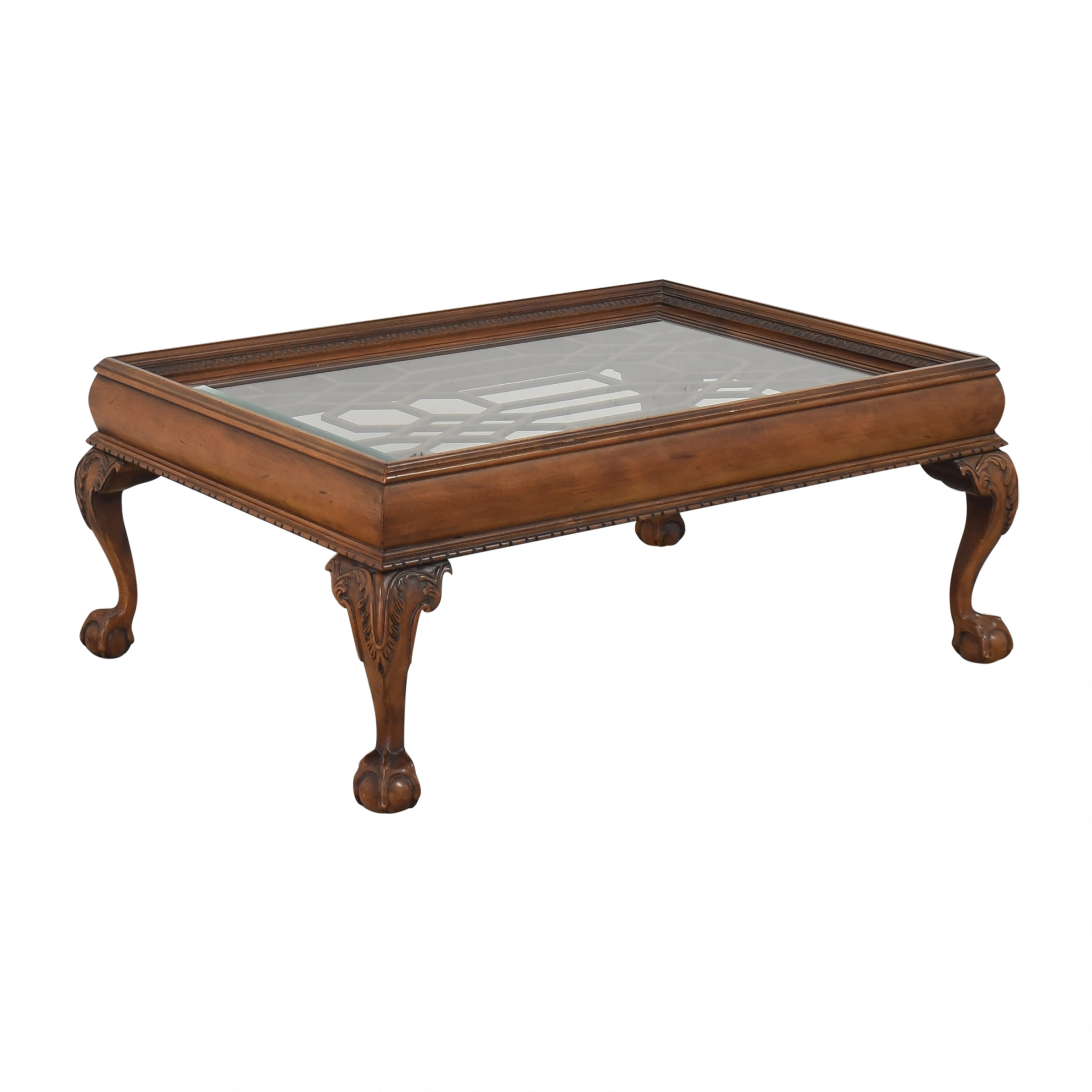 shop Century Furniture Century Furniture Ball and Claw Coffee Table online