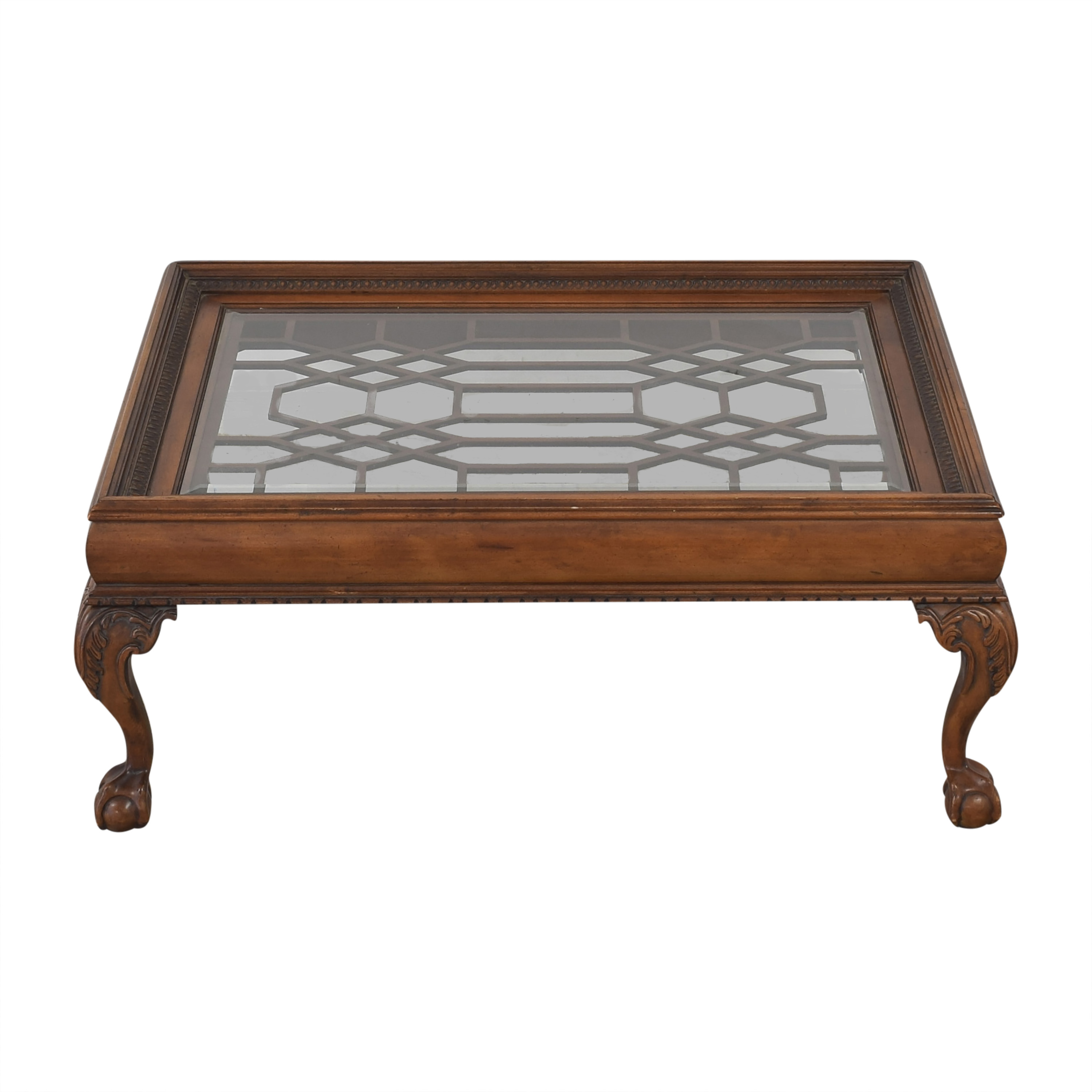 buy Century Furniture Century Furniture Ball and Claw Coffee Table online