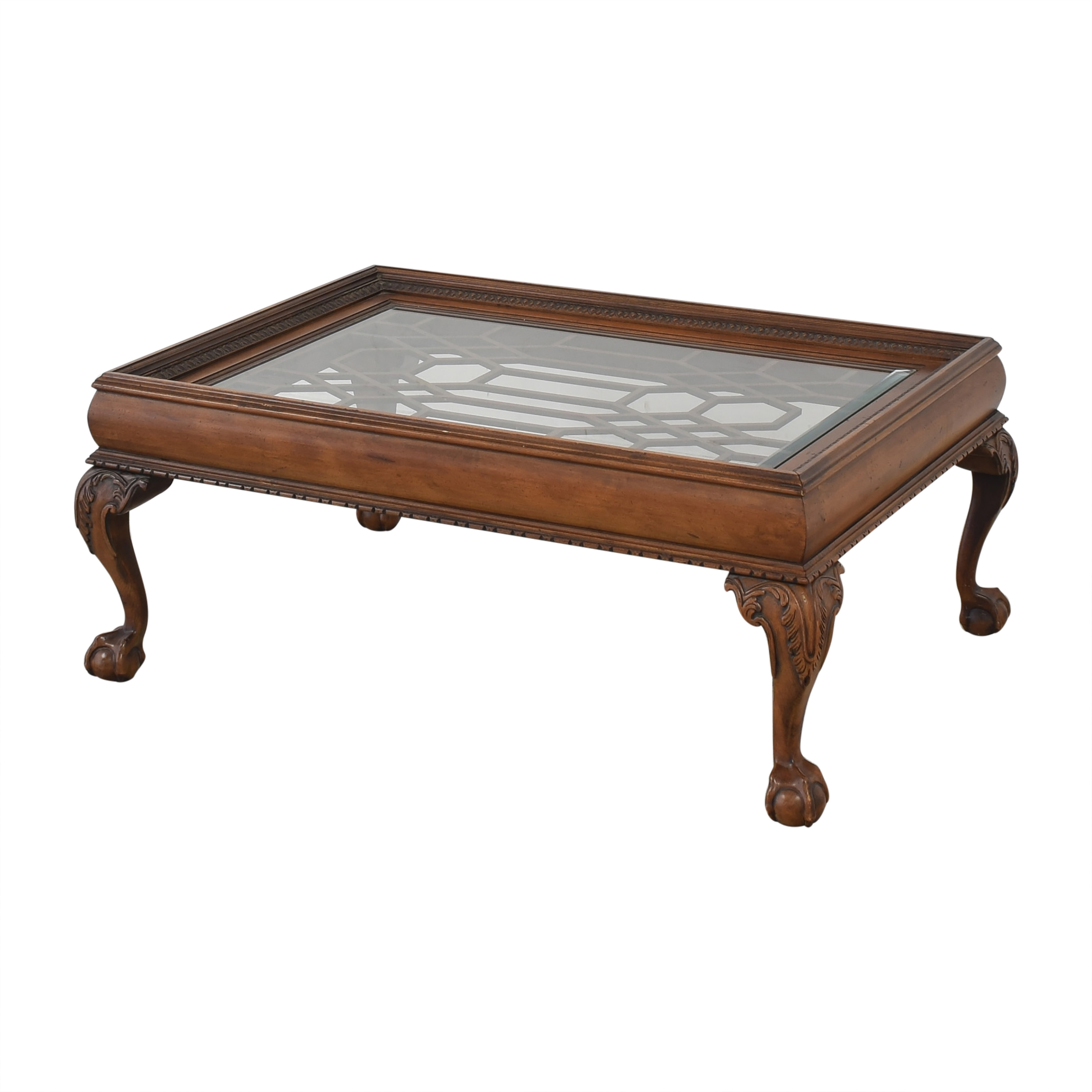 Century Furniture Century Furniture Ball and Claw Coffee Table coupon