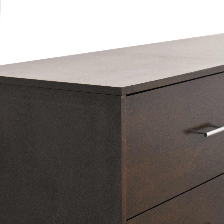 AllModern AllModern Six Drawer Double Dresser used
