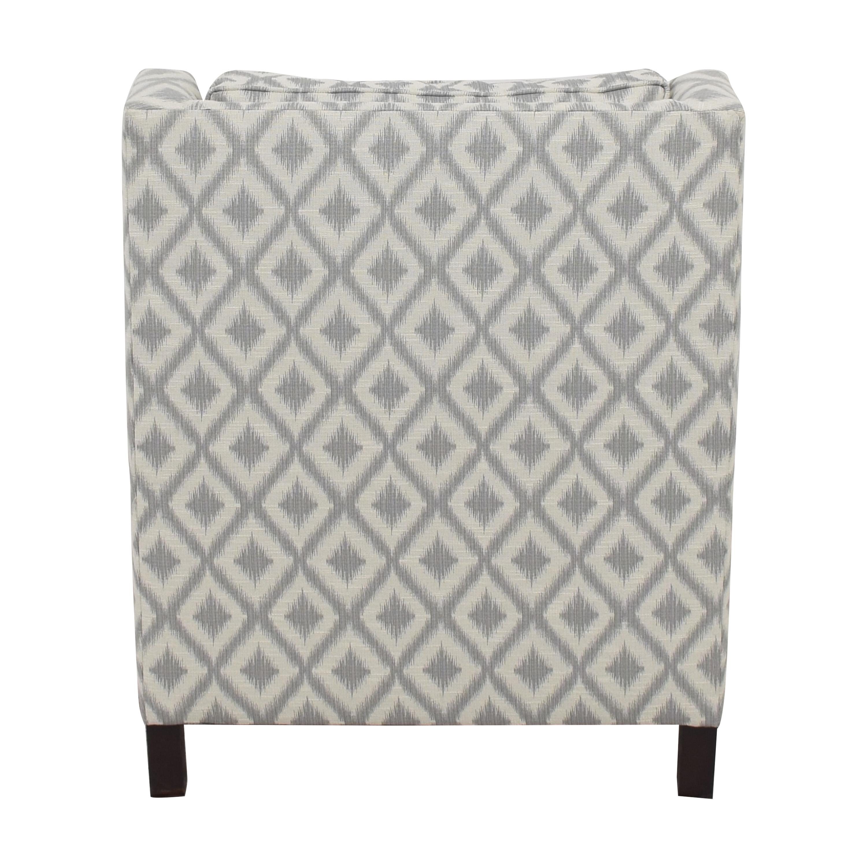 Bassett Furniture Bassett Henson Accent Chair Accent Chairs
