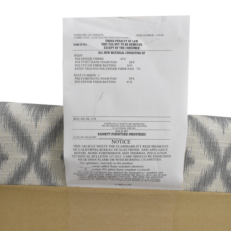 buy Bassett Furniture Bassett Henson Accent Chair online
