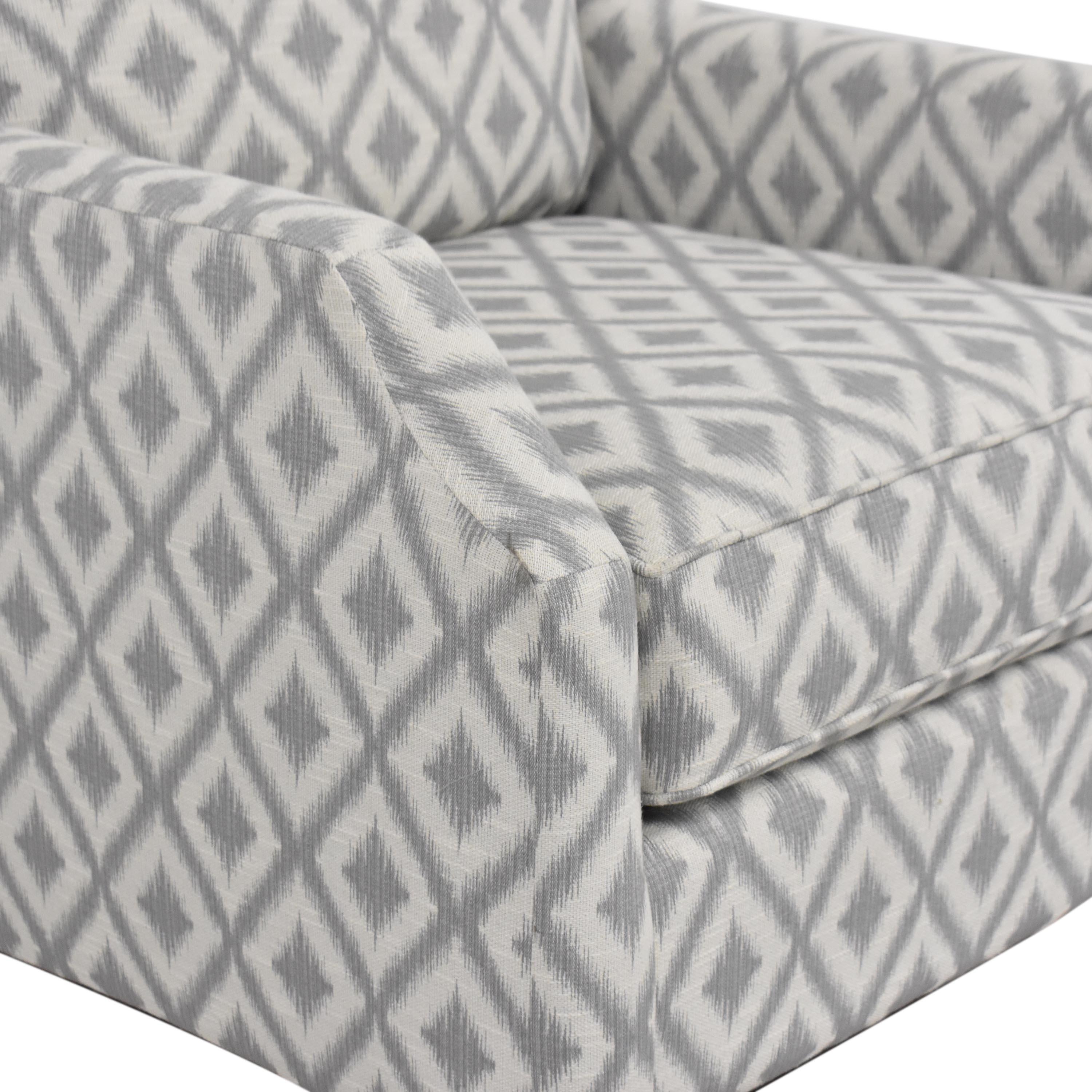Bassett Furniture Bassett Henson Accent Chair nyc
