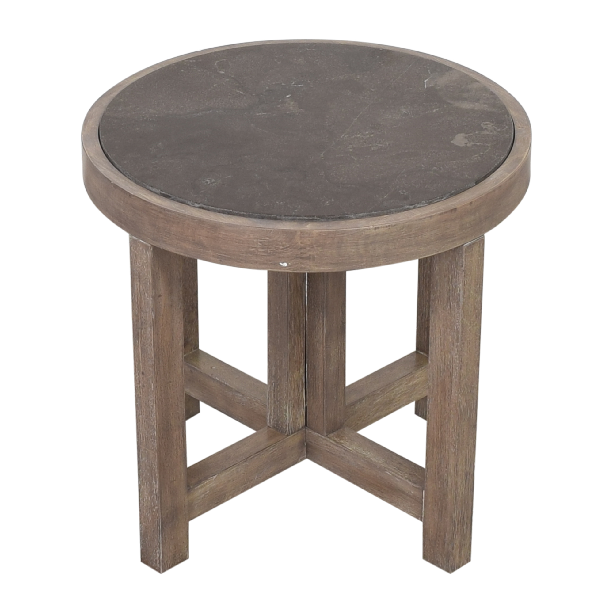 Bassett Furniture Compass Round Lamp Table Bassett Furniture