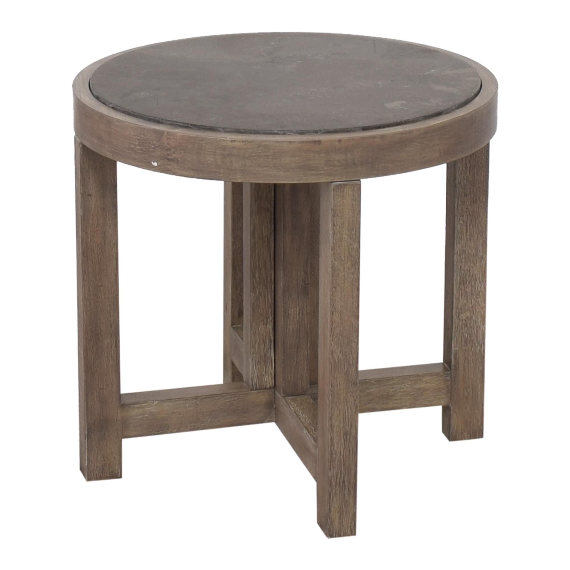 buy Bassett Furniture Compass Round Lamp Table Bassett Furniture