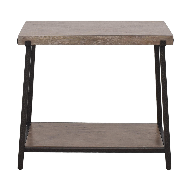 Bassett Furniture Bassett Compass Chairside Table discount