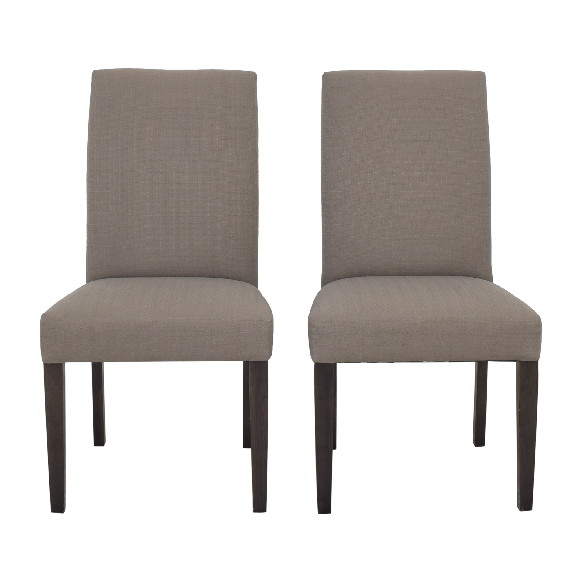 Bassett Furniture Bassett Custom Upholstered Dining Chairs pa