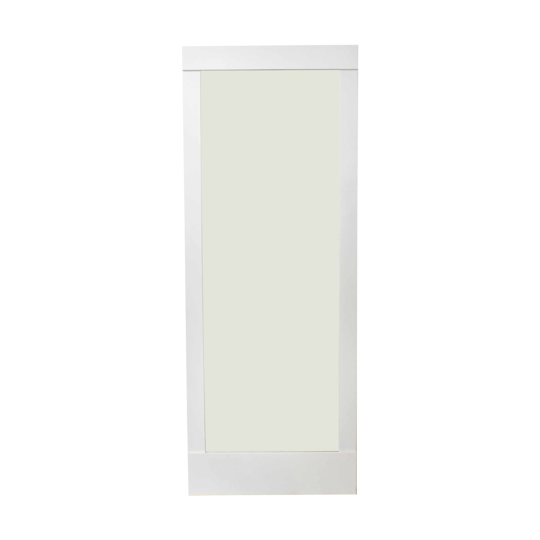 buy Crate & Barrel Colby Floor Mirror Crate & Barrel Decor