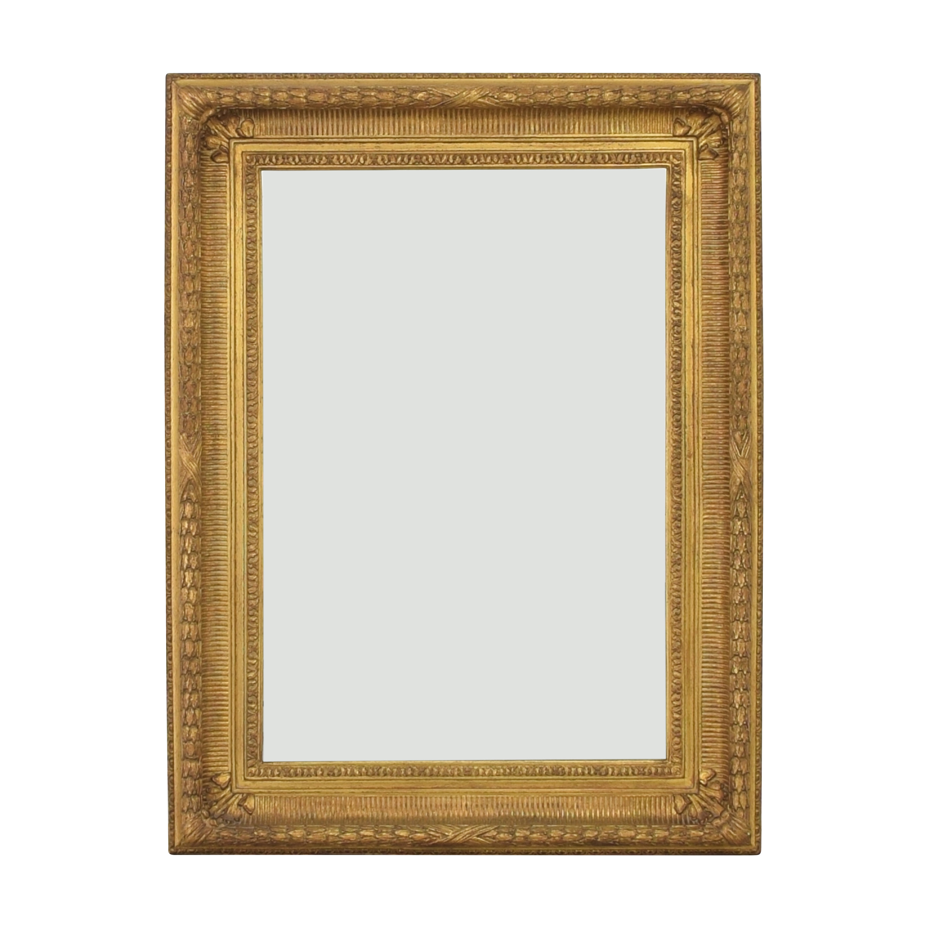 shop Carvers' Guild Framed Wall Mirror Carvers' Guild Mirrors
