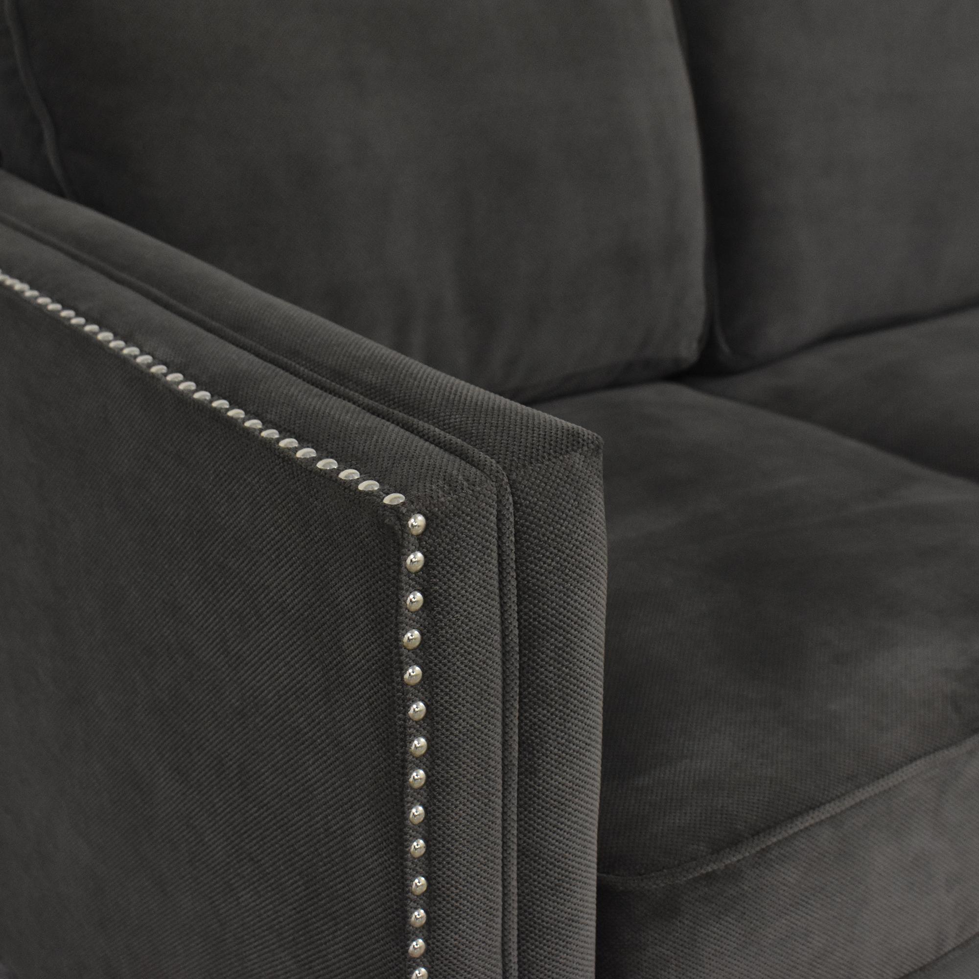 AllModern AllModern Nailhead Trim Sofa
