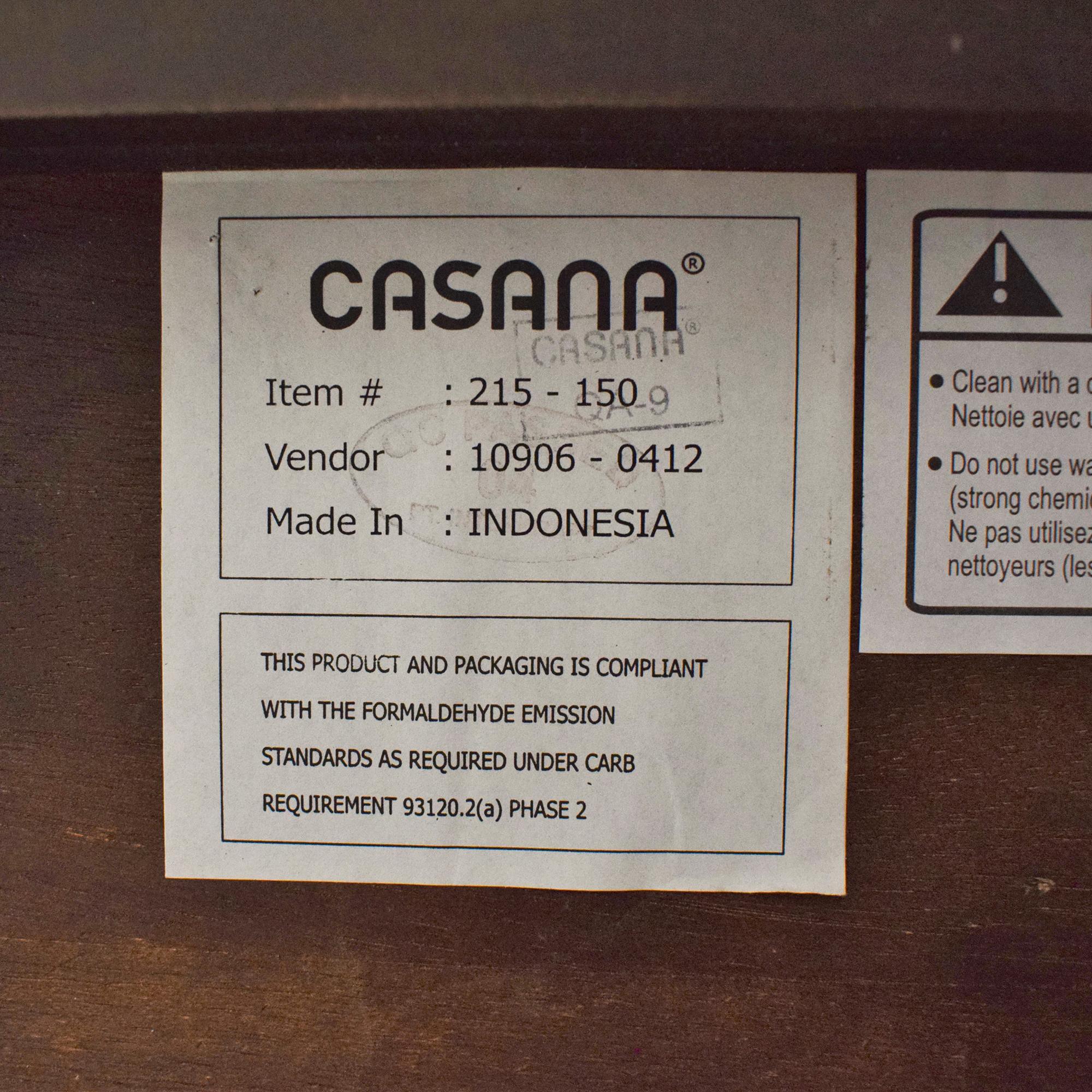 shop Casana Extendable Dining Table Casana Furniture Dinner Tables