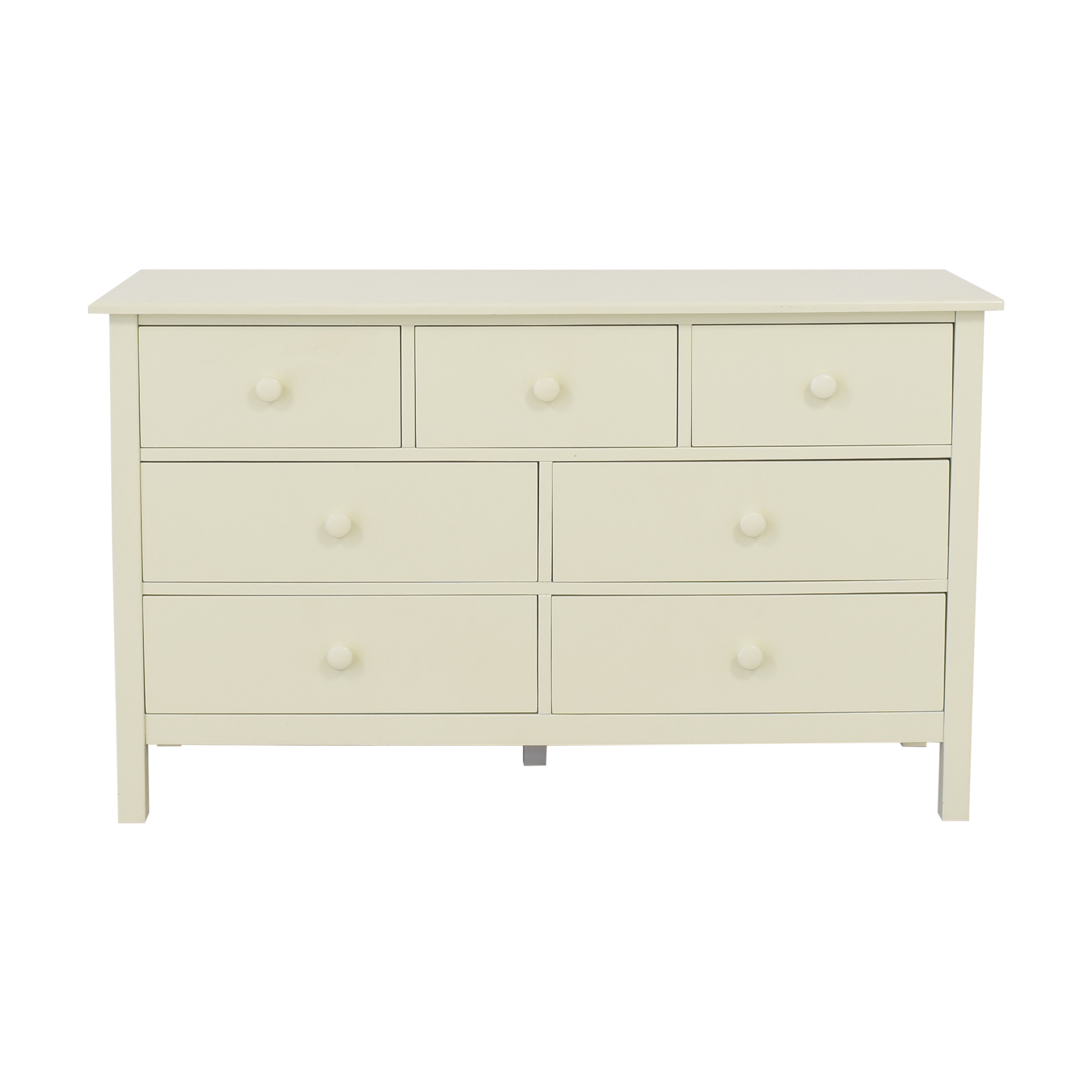 Pottery Barn Kids Pottery Barn Kids Kendall Extra Wide Dresser Dressers