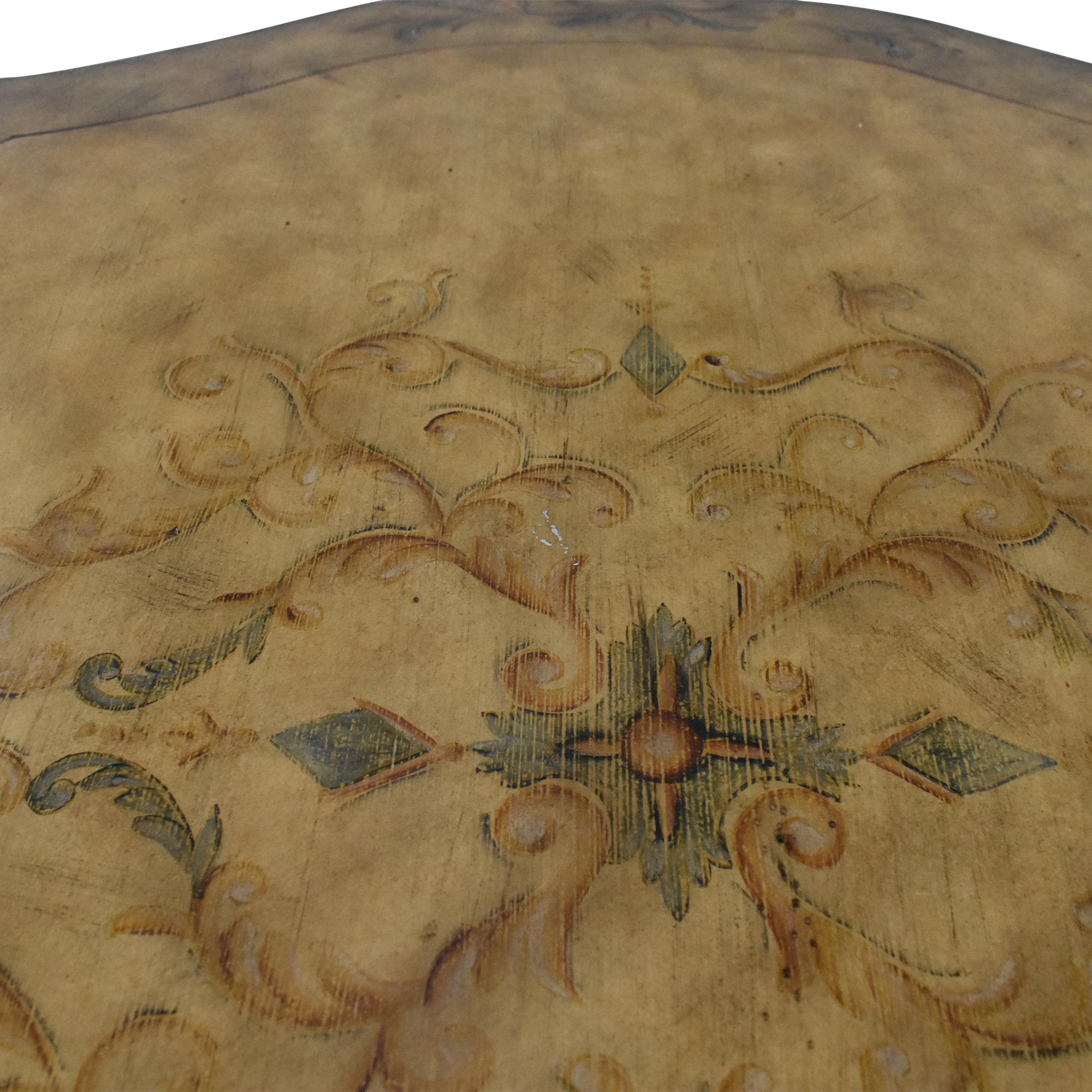 Domain Domain Decorative Round Dining Table ma