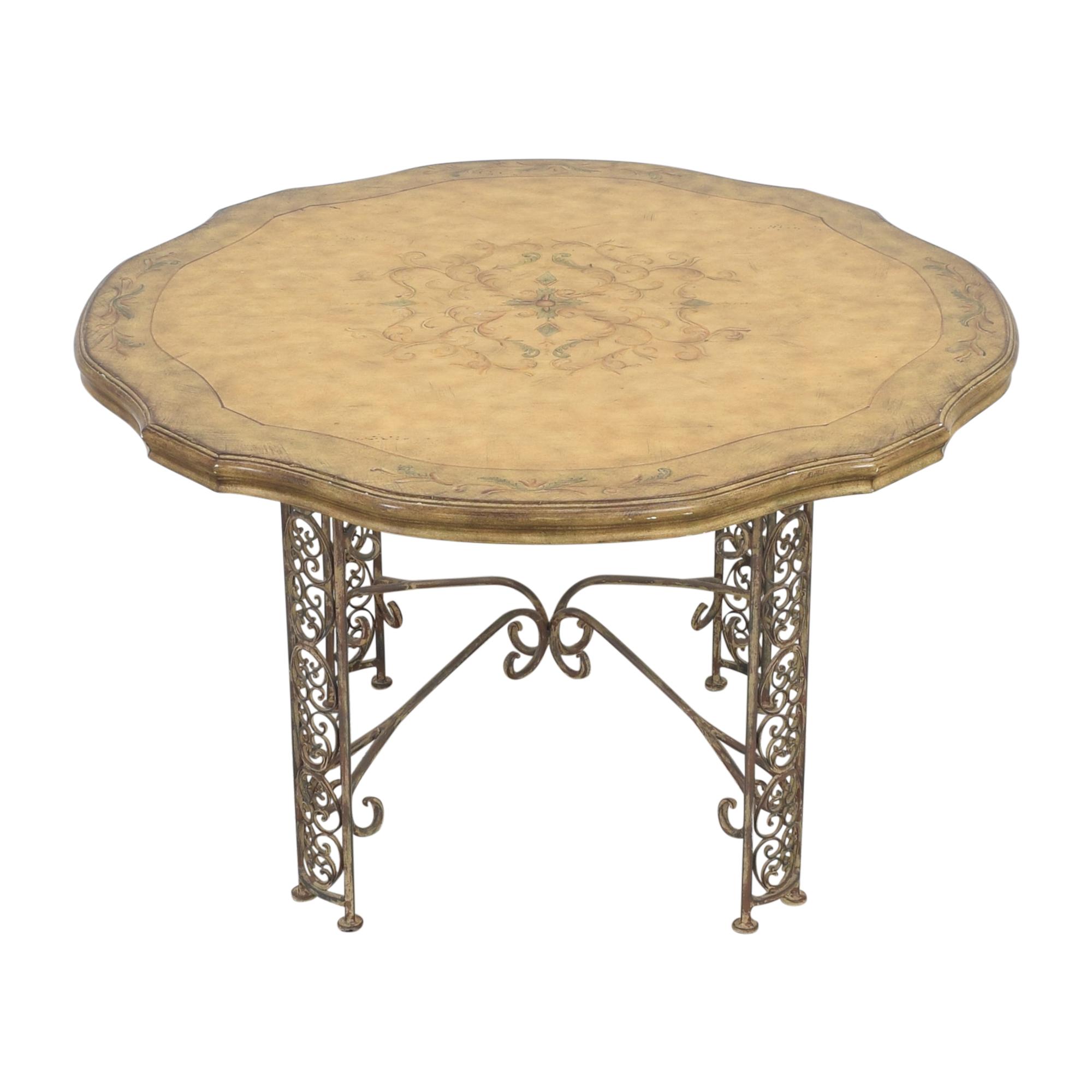 Domain Domain Decorative Round Dining Table nj