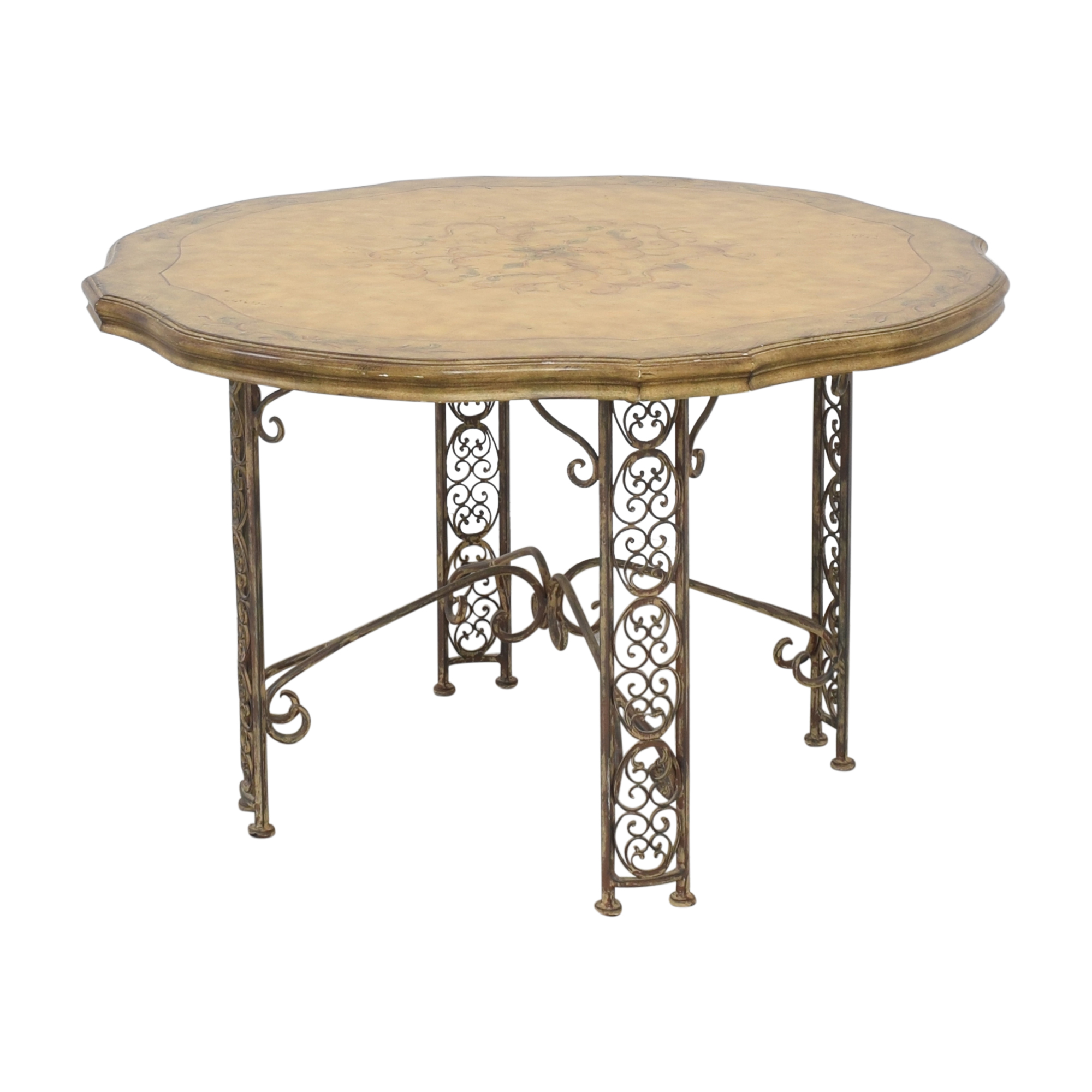 Domain Domain Decorative Round Dining Table price