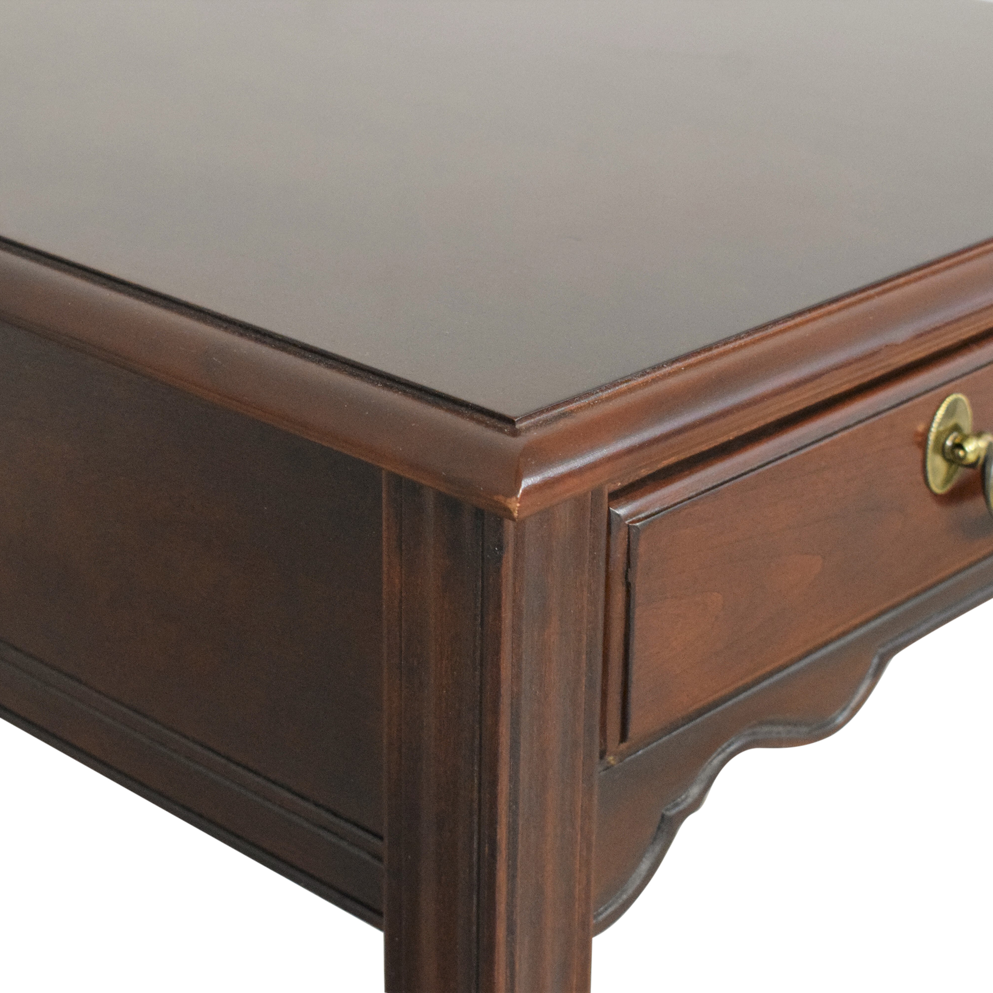 shop Drexel Heritage Traditional End Table Drexel Heritage End Tables