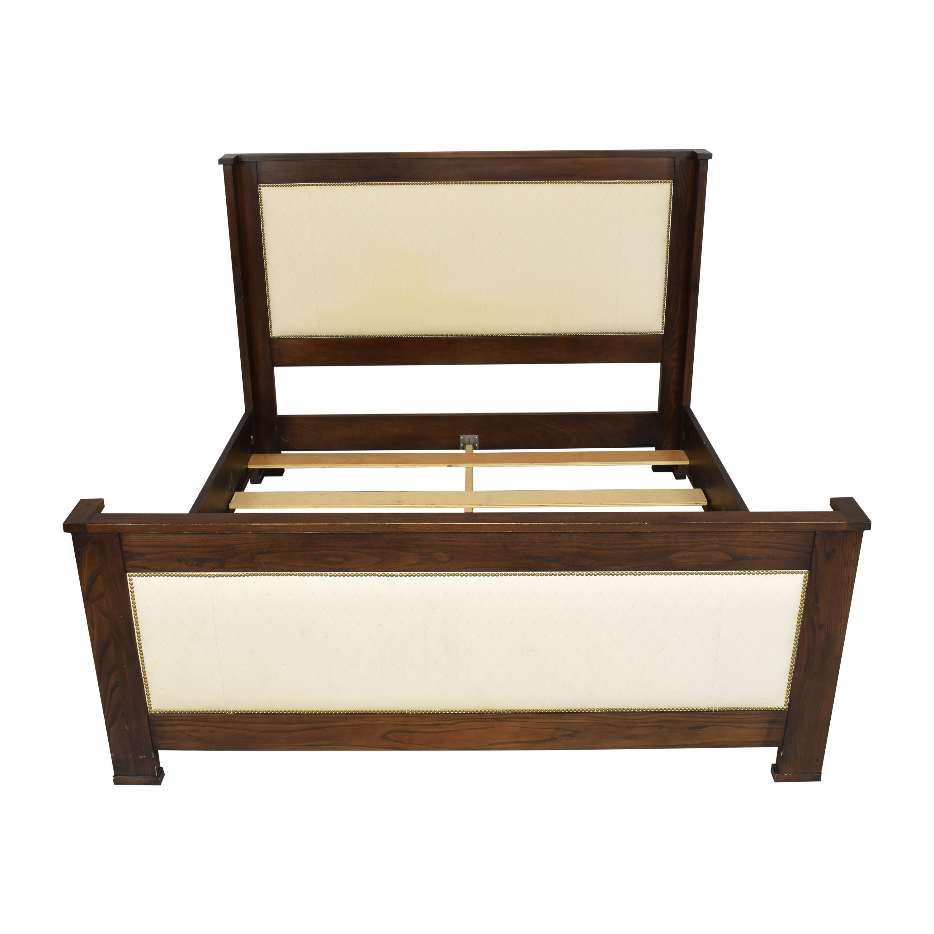 Hickory Chair Hickory Chair Upholstered King Bed used