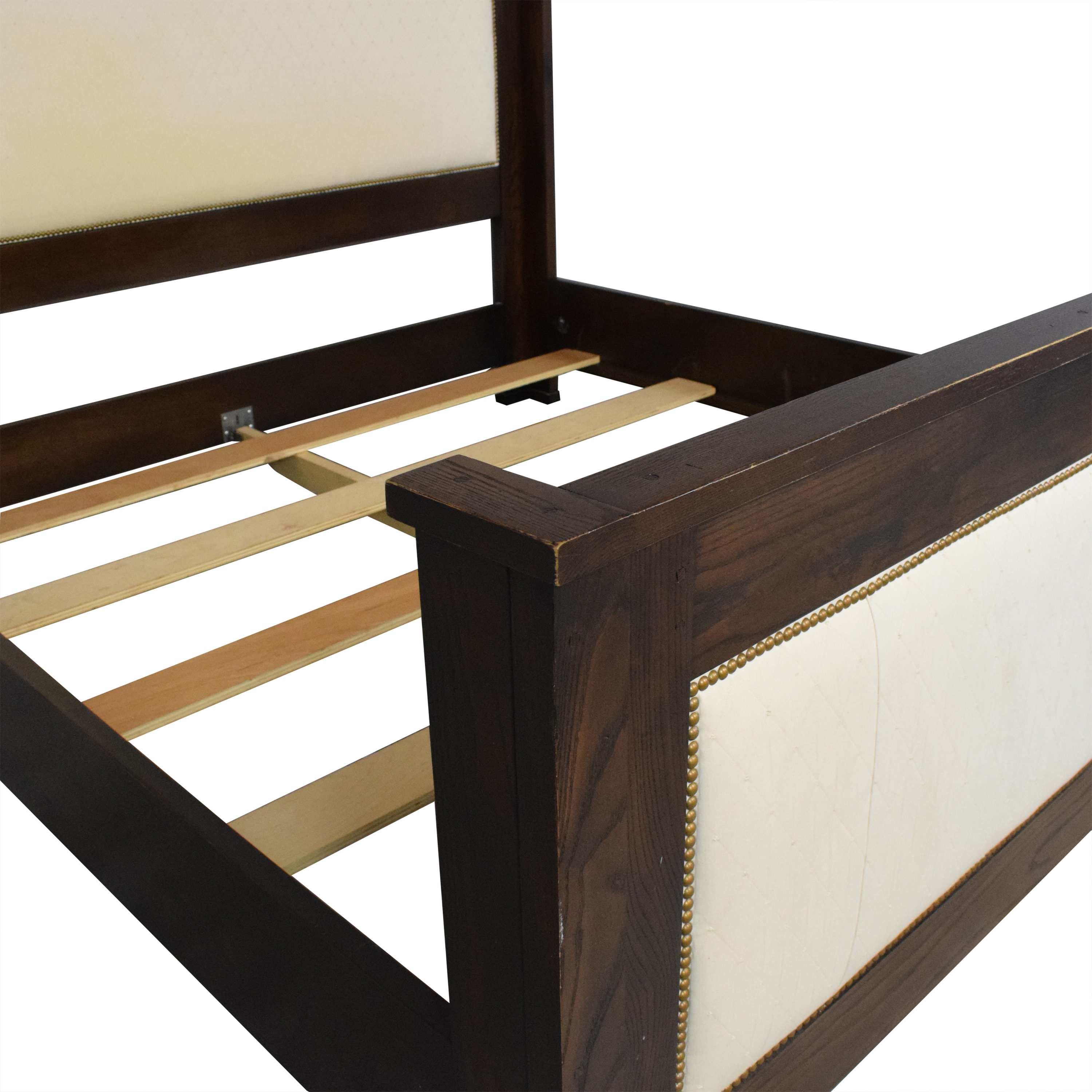 Hickory Chair Hickory Chair Upholstered King Bed for sale