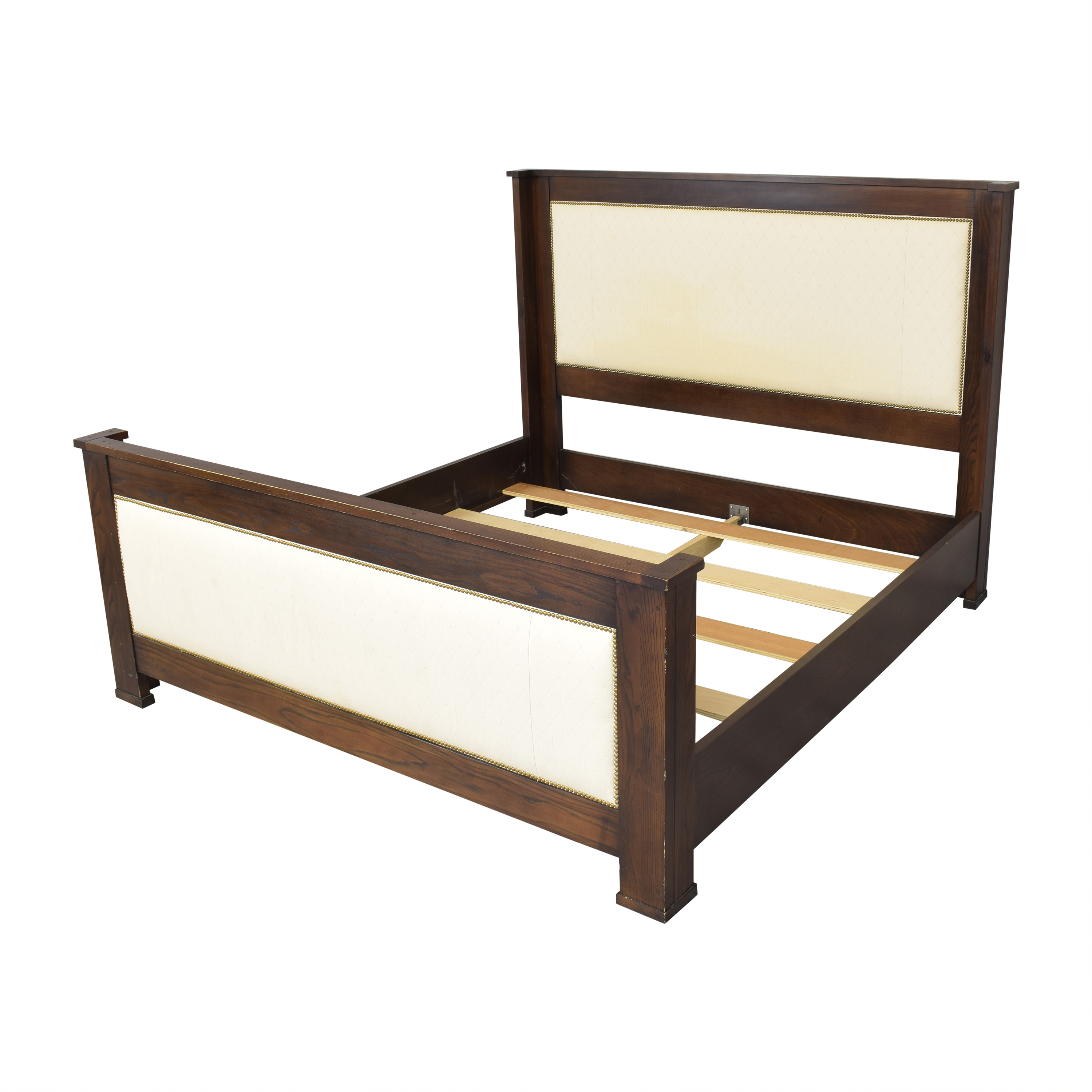 shop Hickory Chair Hickory Chair Upholstered King Bed online